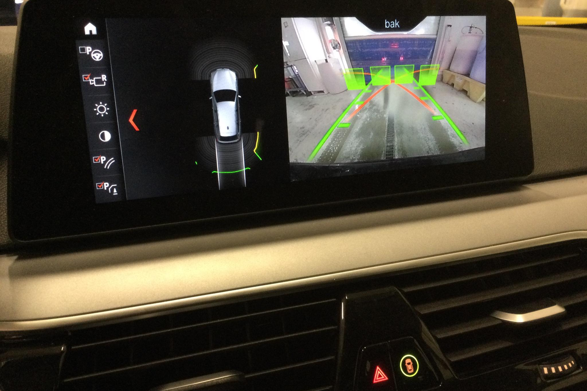 BMW 520d Touring, G31 (190hk) - 3 013 mil - Automat - svart - 2018