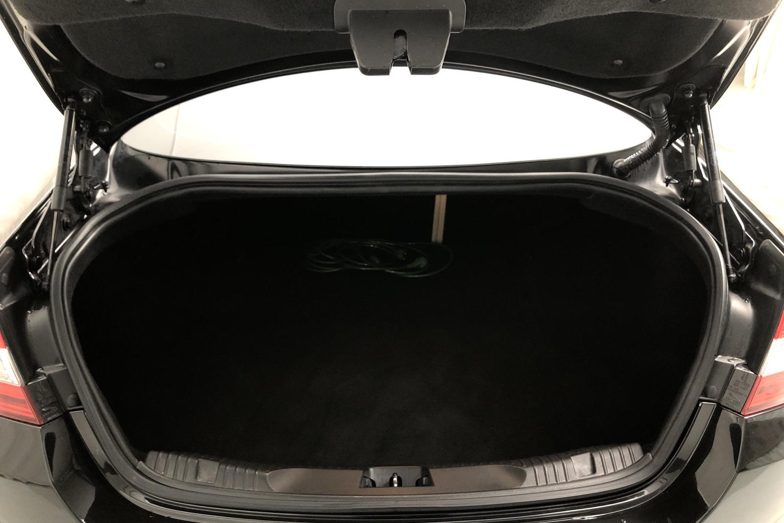 Jaguar XF 3.0 DS (275hk) - 6 548 mil - Automat - svart - 2014