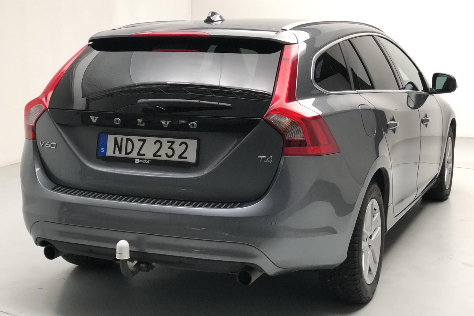 Volvo V60 T4 (190hk) - 7 800 mil - Automat - grå - 2016
