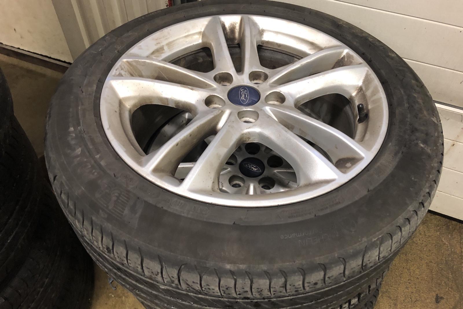 Ford Mondeo 2.0 TDCi AWD Kombi (180hk) - 10 550 mil - Automat - vit - 2016