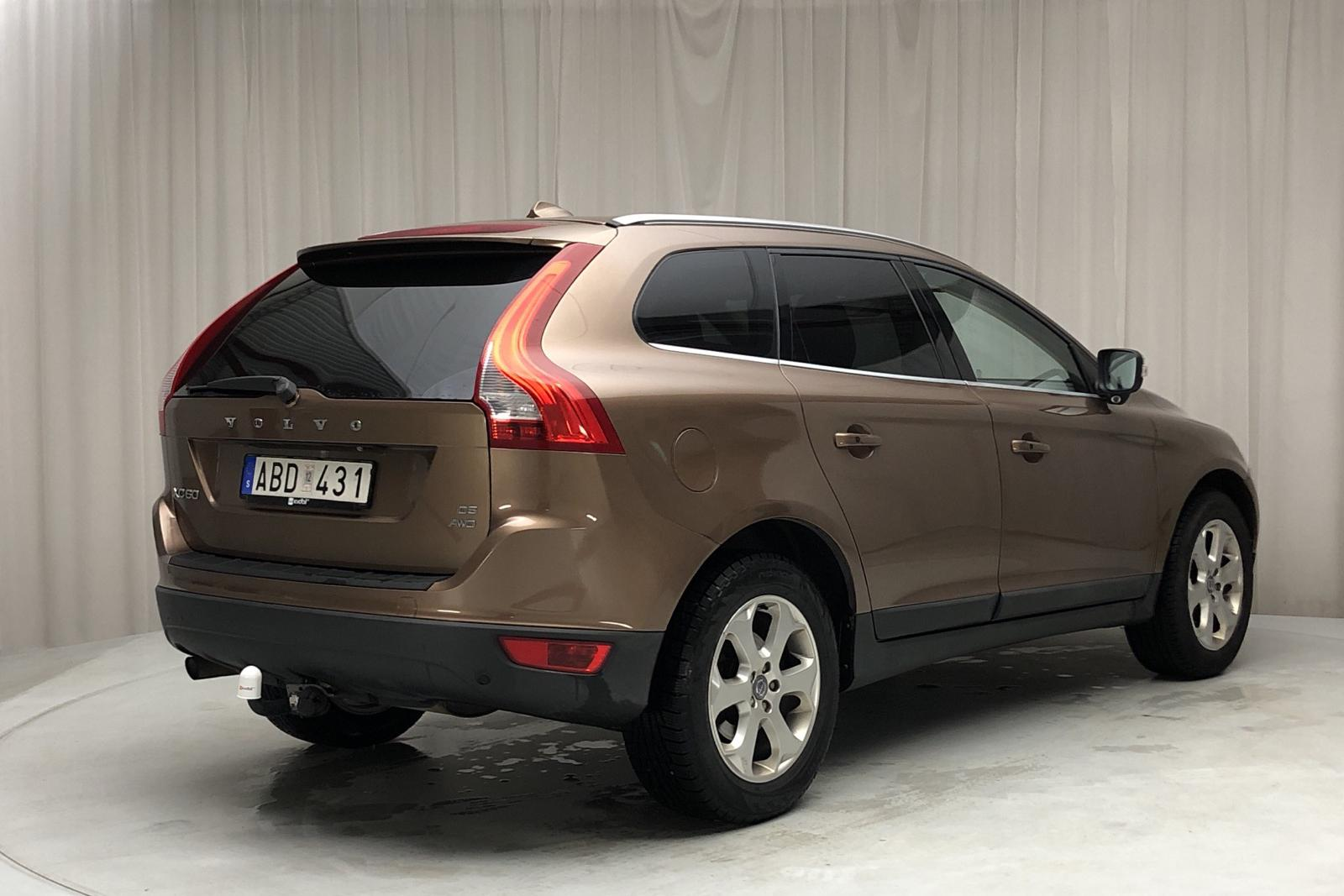 Volvo XC60 D5 AWD (185hk) - 246 980 km - Automatic - brown - 2009