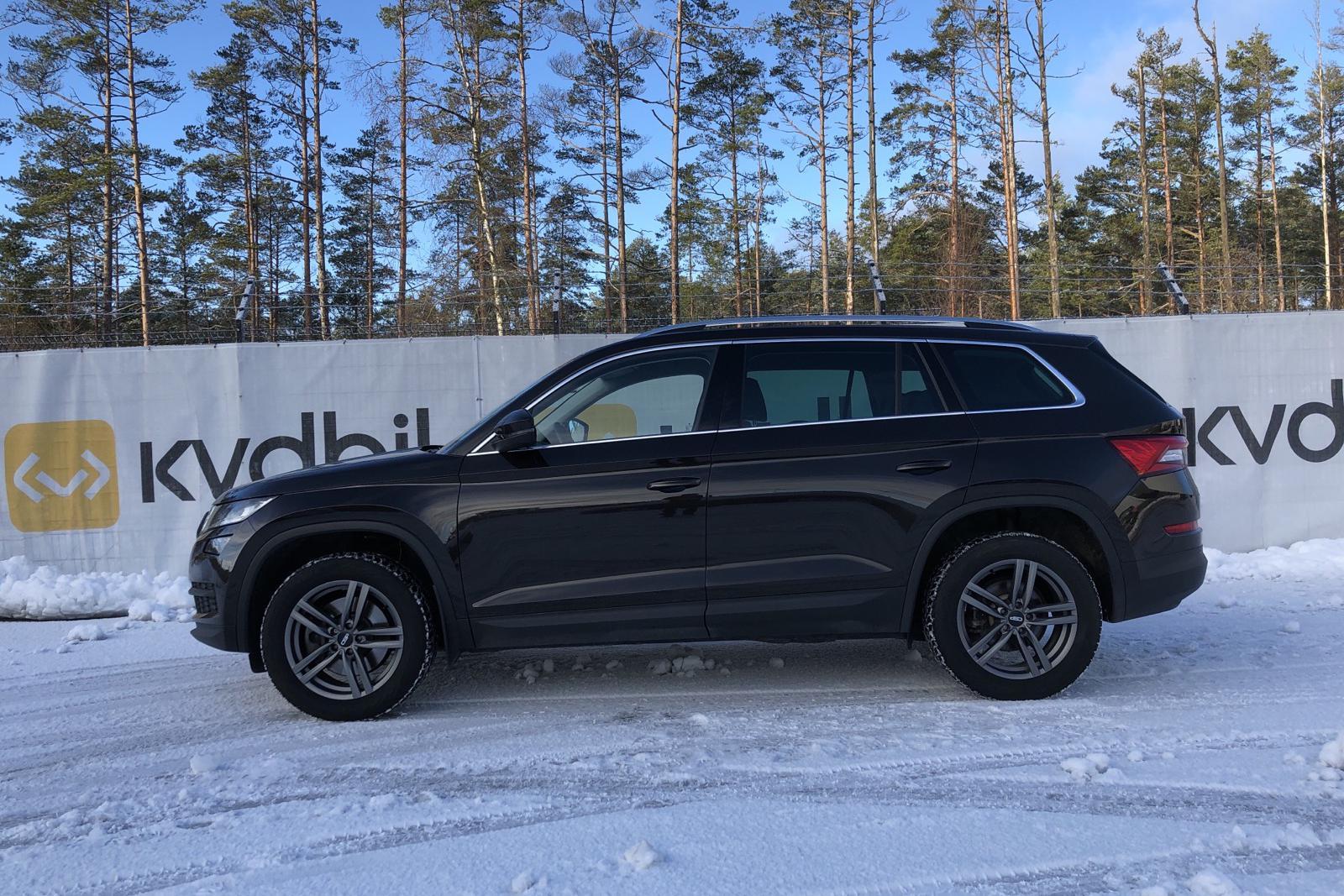 Skoda Kodiaq 2.0 TDI 4X4 (190hk) - 65 490 km - Automatic - brown - 2019