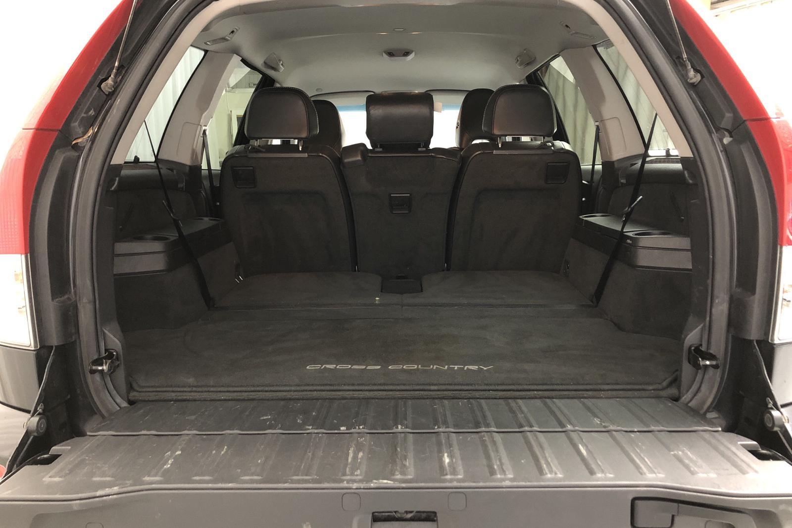 Volvo XC90 D5 AWD (200hk) - 172 620 km - Automatic - black - 2012