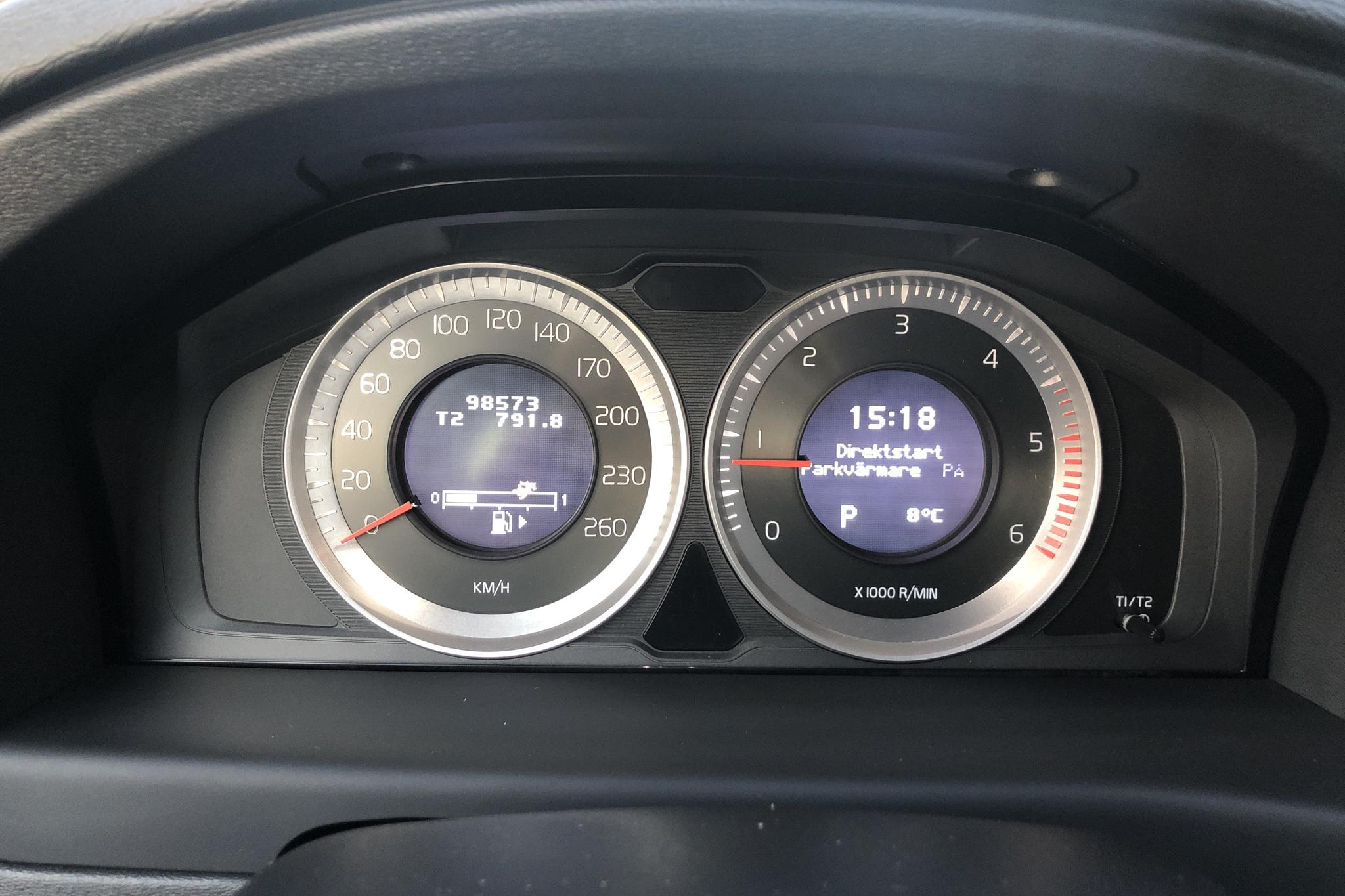 Volvo V70 II D3 (163hk) - 98 570 km - Automatic - Light Brown - 2011