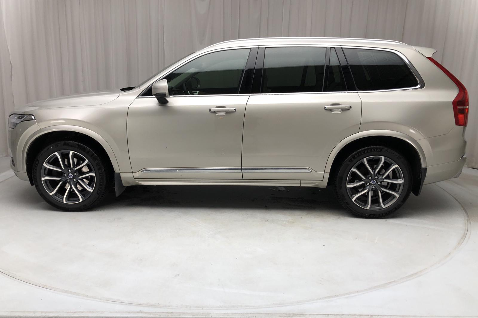 Volvo XC90 D5 AWD (235hk) - 84 810 km - Automatic - Light Brown - 2018