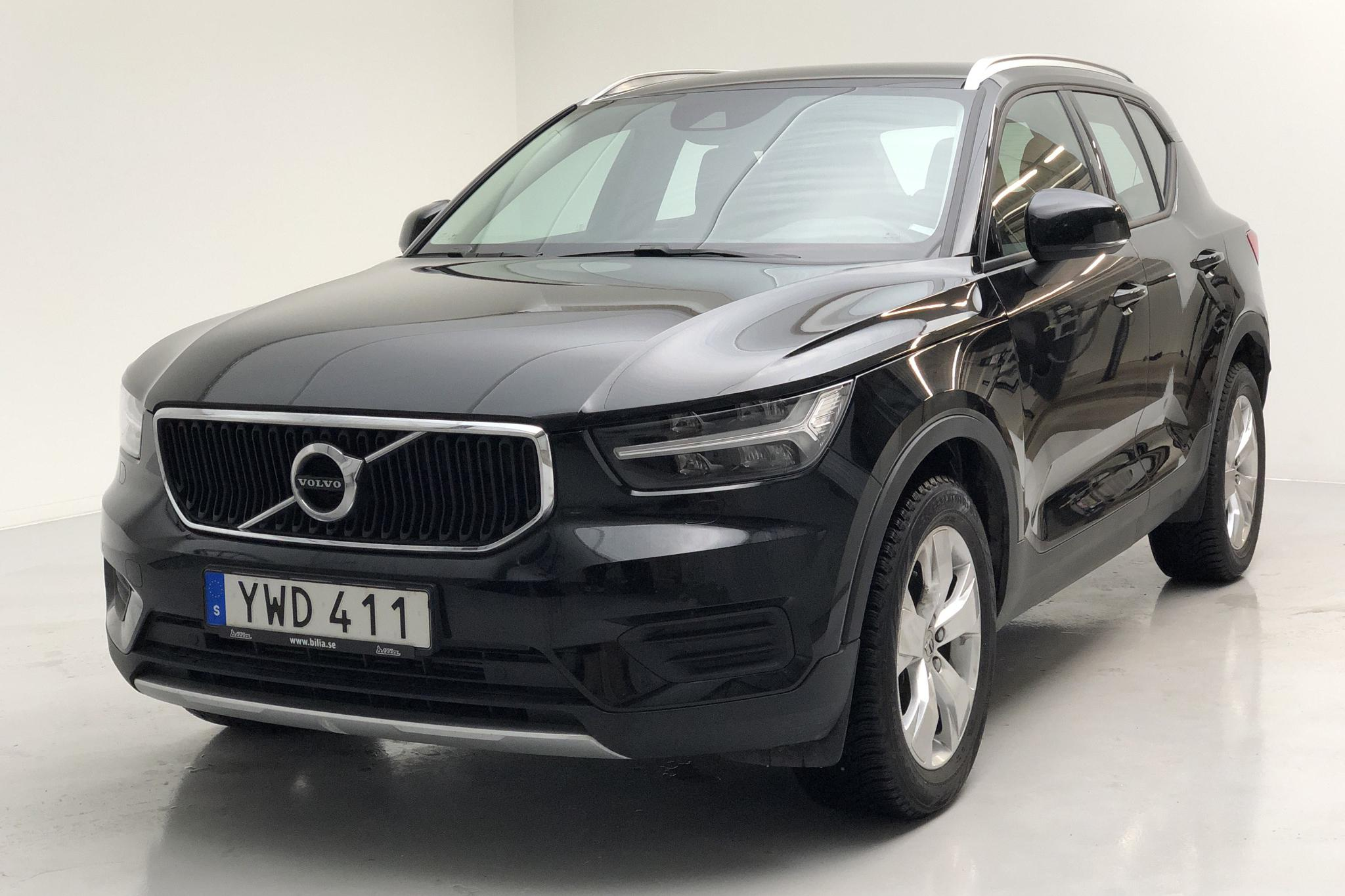 Volvo XC40 D3 2WD (150hk) - 32 040 km - Automatic - black - 2019