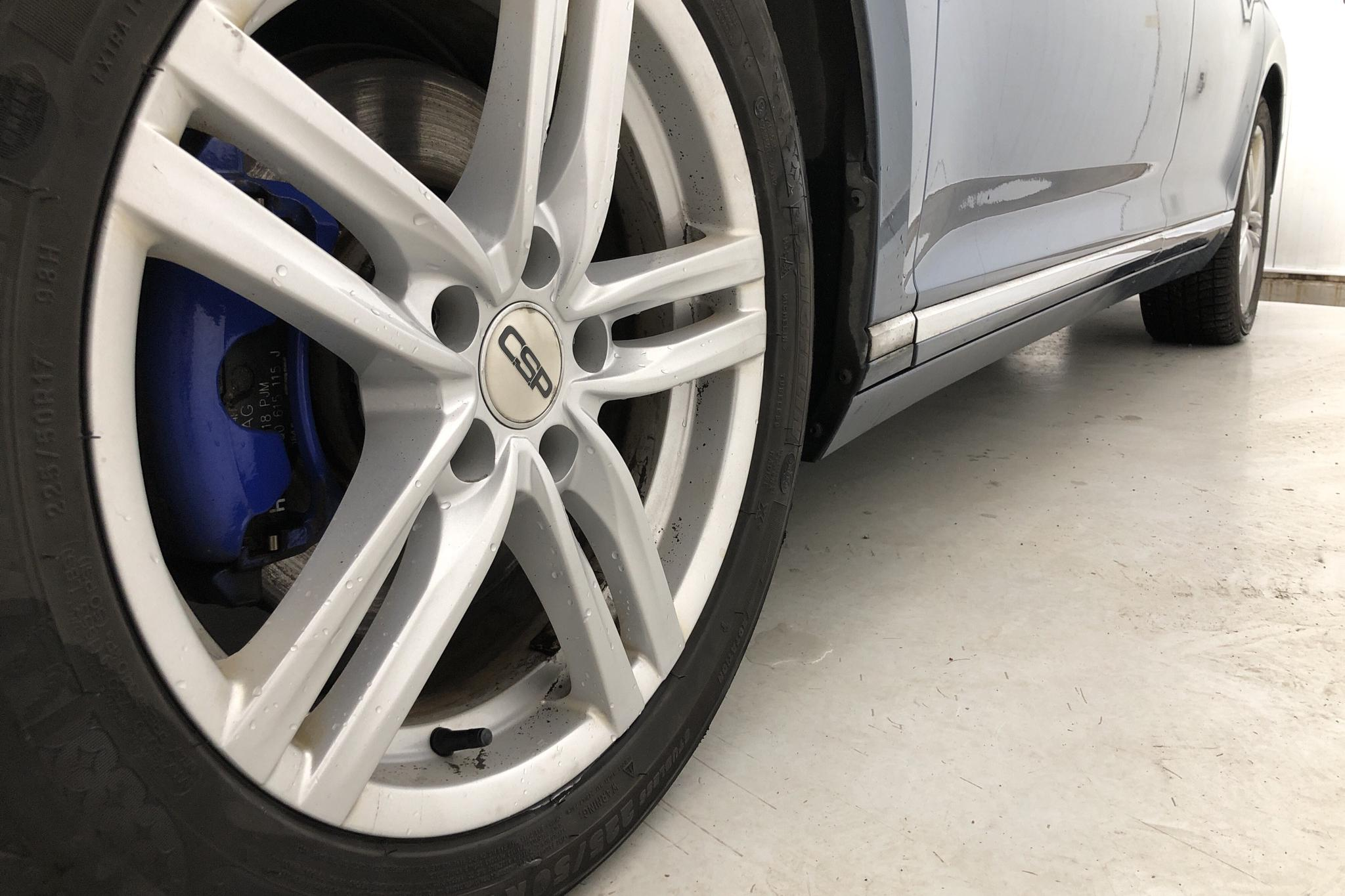VW Passat 1.4 Plug-in-Hybrid Sportscombi (218hk) - 145 600 km - Automatic - blue - 2017