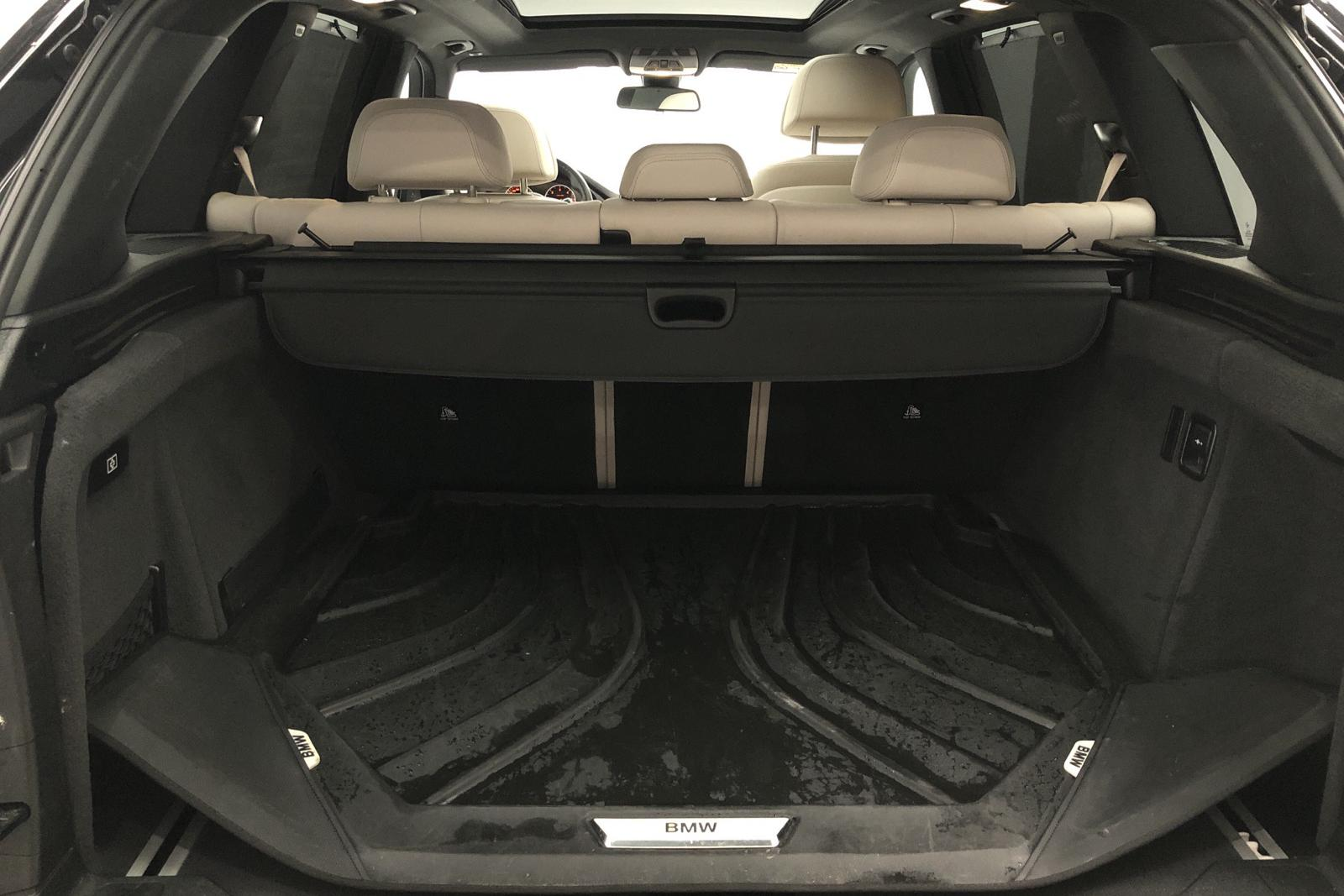 BMW X5 xDrive40d, F15 (313hk) - 57 800 km - Automatic - black - 2018