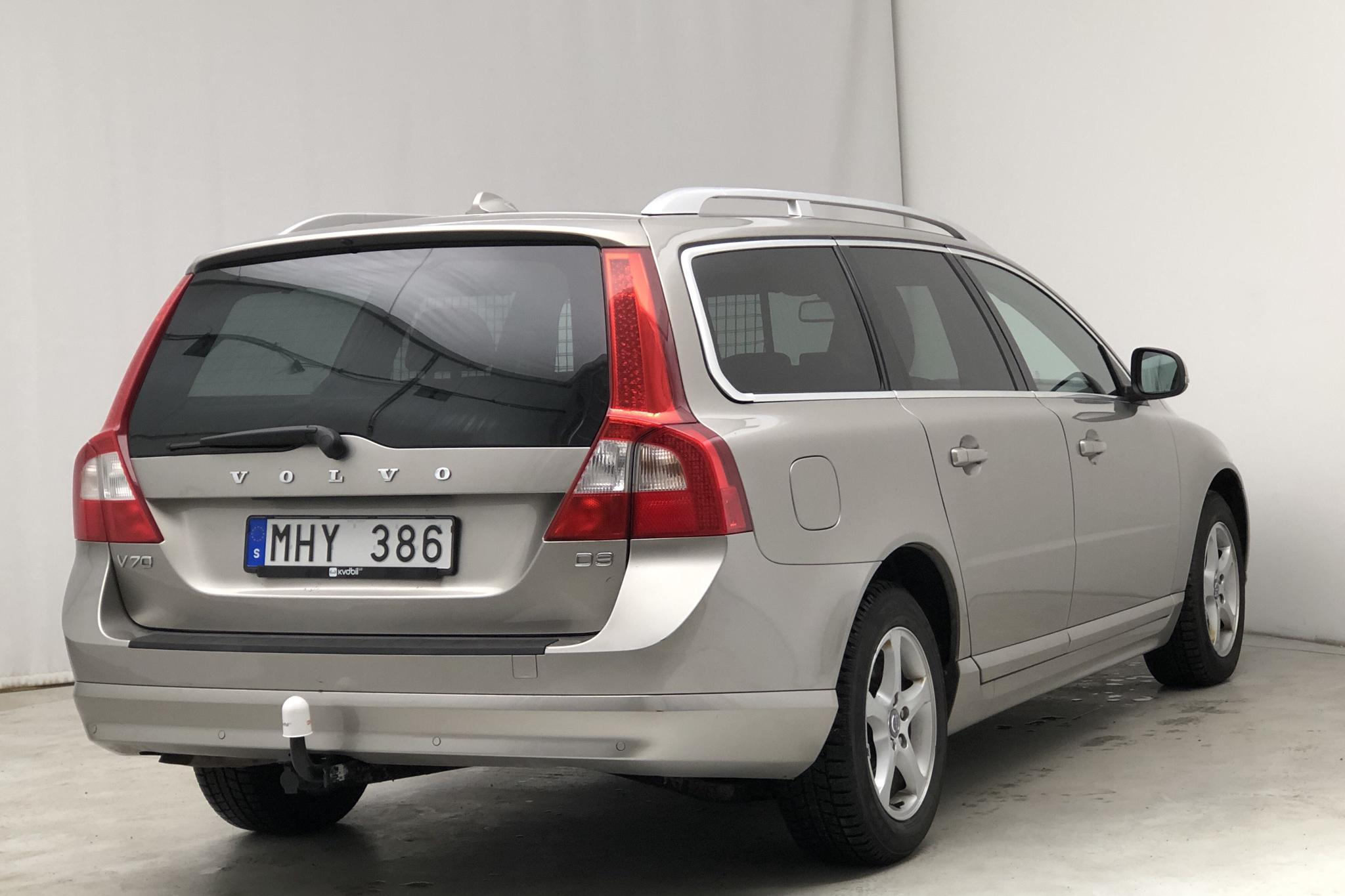 Volvo V70 II D3 (163hk) - 243 120 km - Automatic - Light Brown - 2012