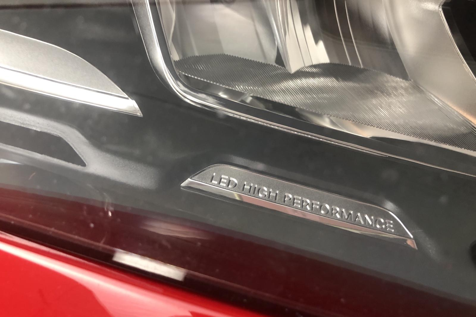 Mercedes CLA 220 d 4MATIC Shooting Brake X117 (177hk) - 8 386 mil - Automat - röd - 2018