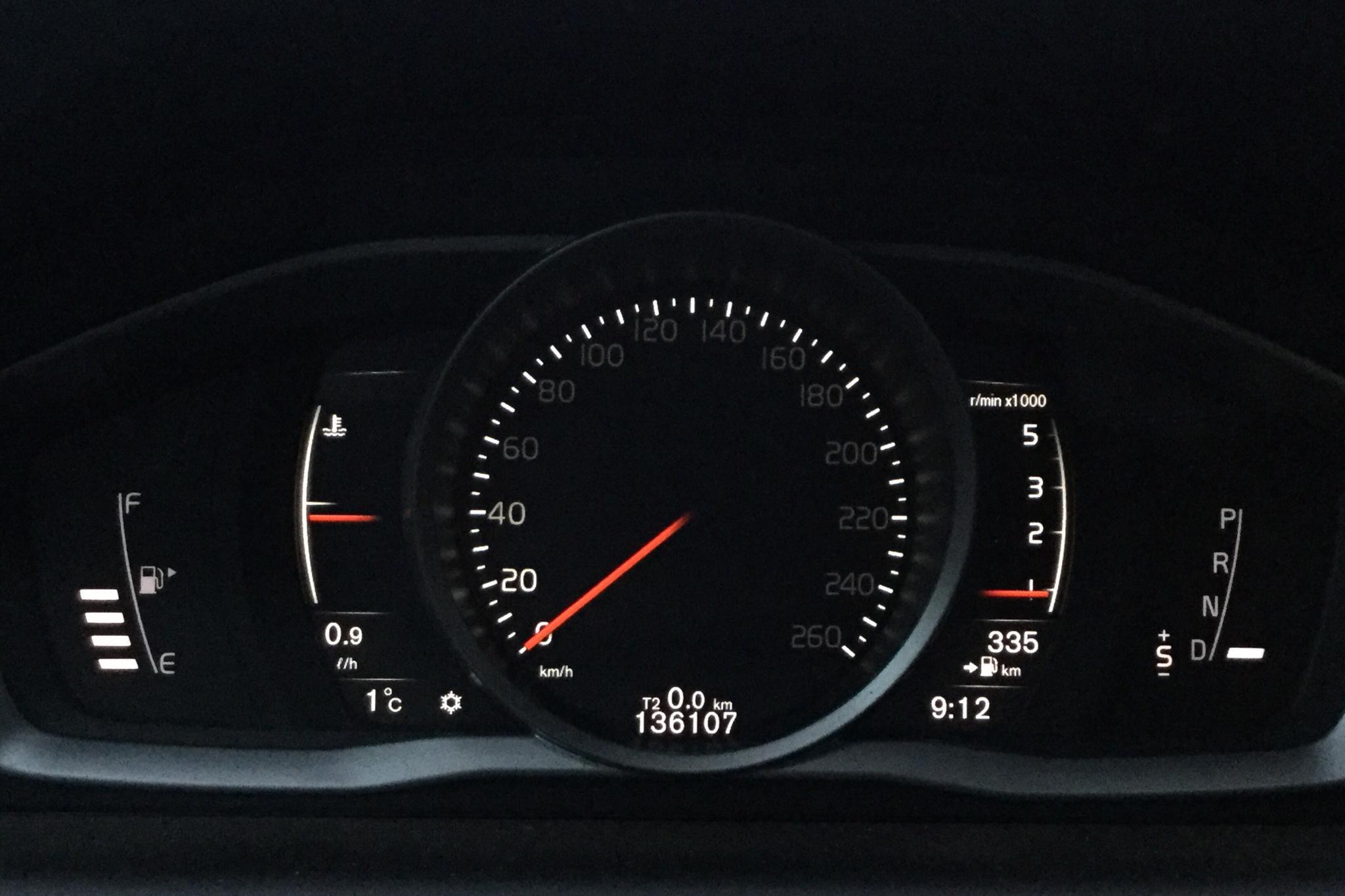 Volvo XC60 D4 AWD (190hk) - 13 610 mil - Automat - silver - 2017