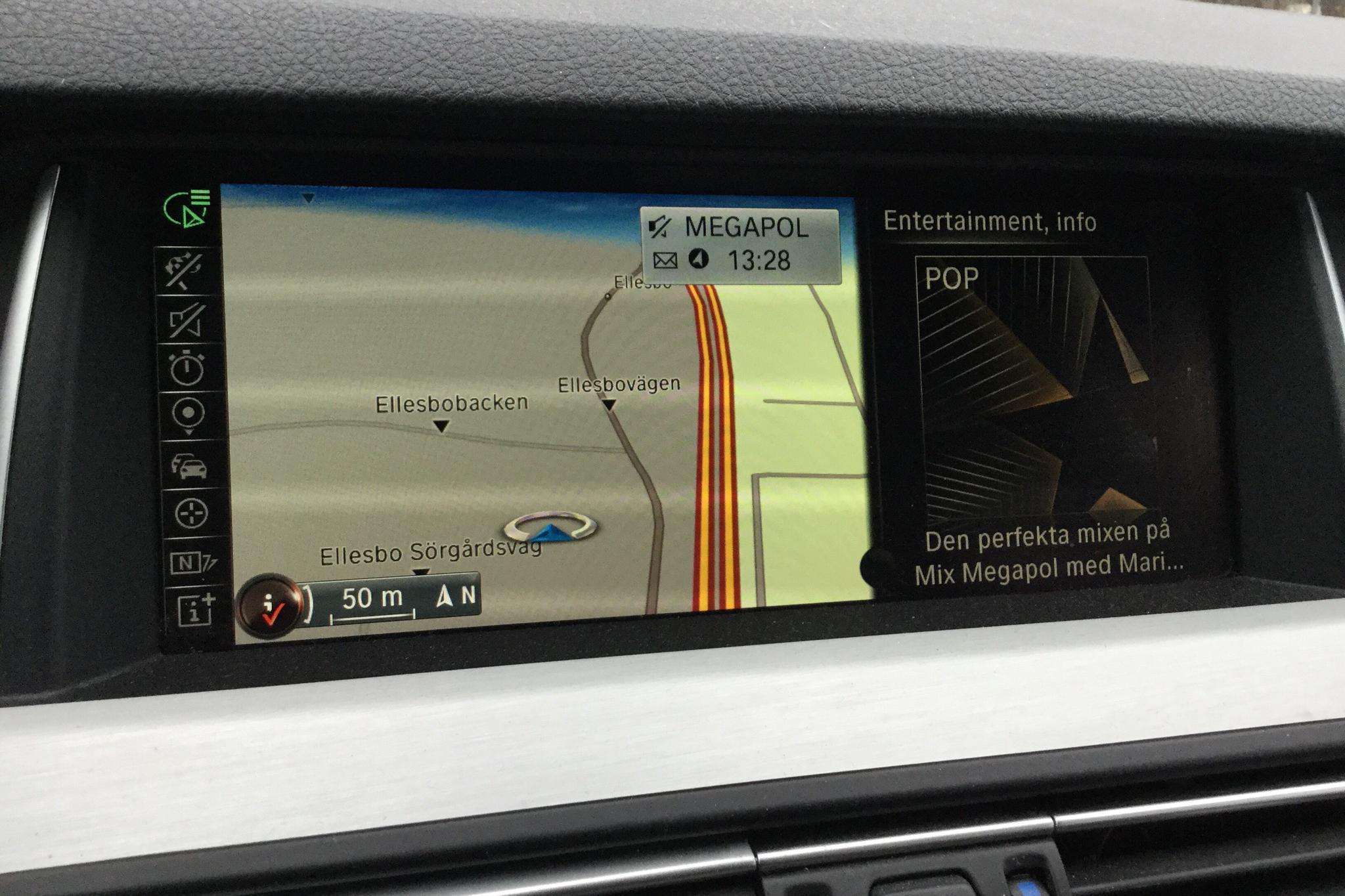 BMW 530d xDrive Touring, F11 (258hk) - 13 828 mil - Automat - silver - 2016