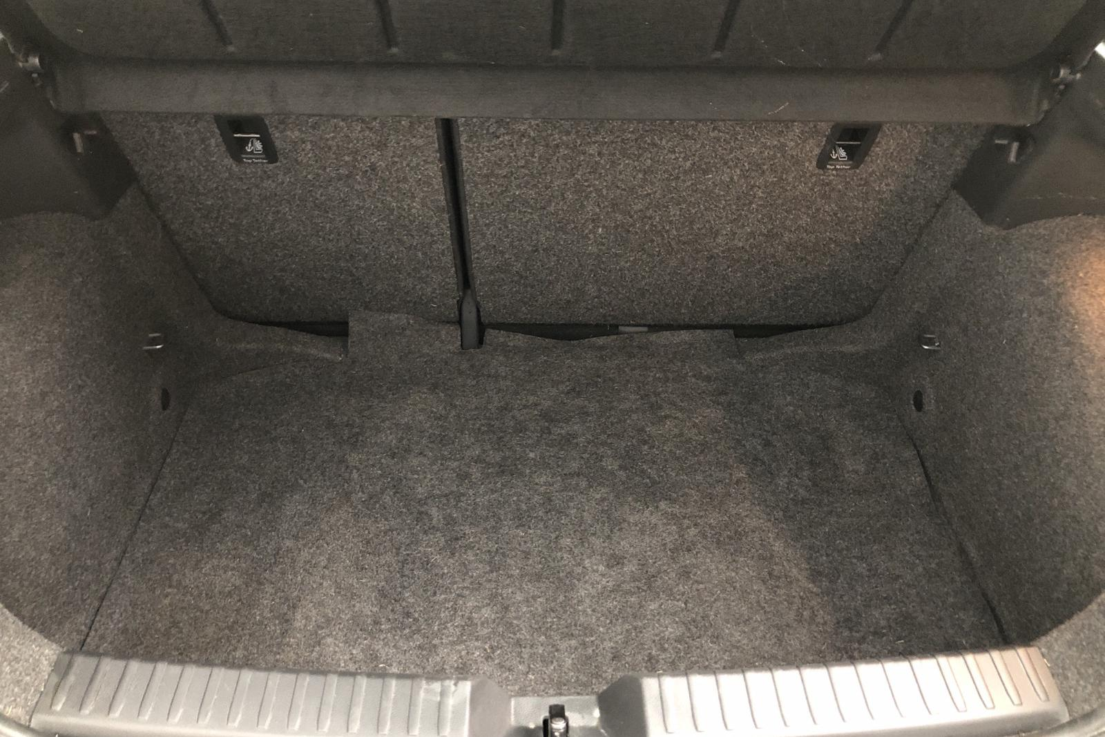 Seat Ibiza 1.0 TSI 5dr (95hk) - 4 528 mil - Manuell - grå - 2018