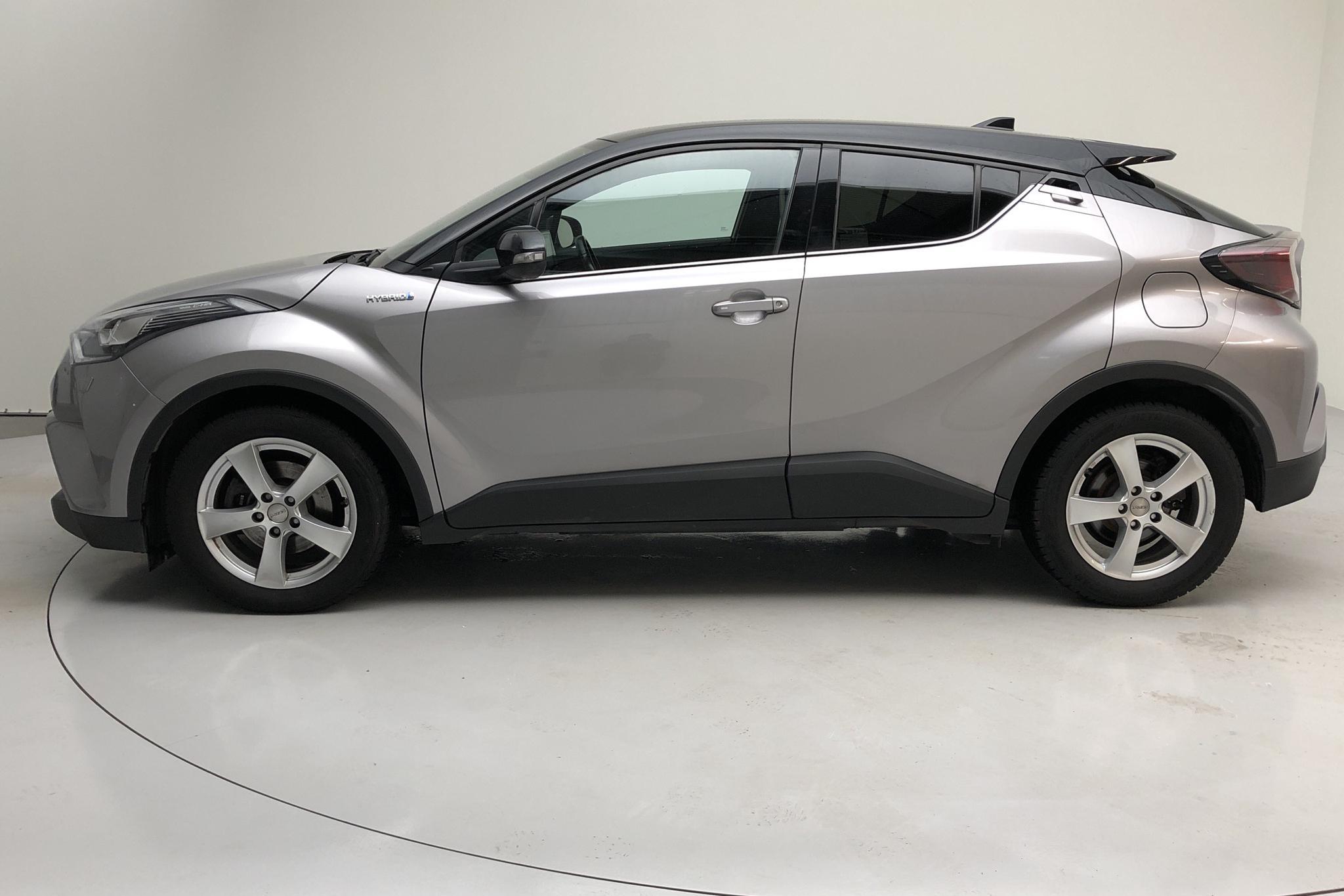 Toyota C-HR 1.8 HSD (122hk) - 8 569 mil - Automat - Dark Grey - 2018