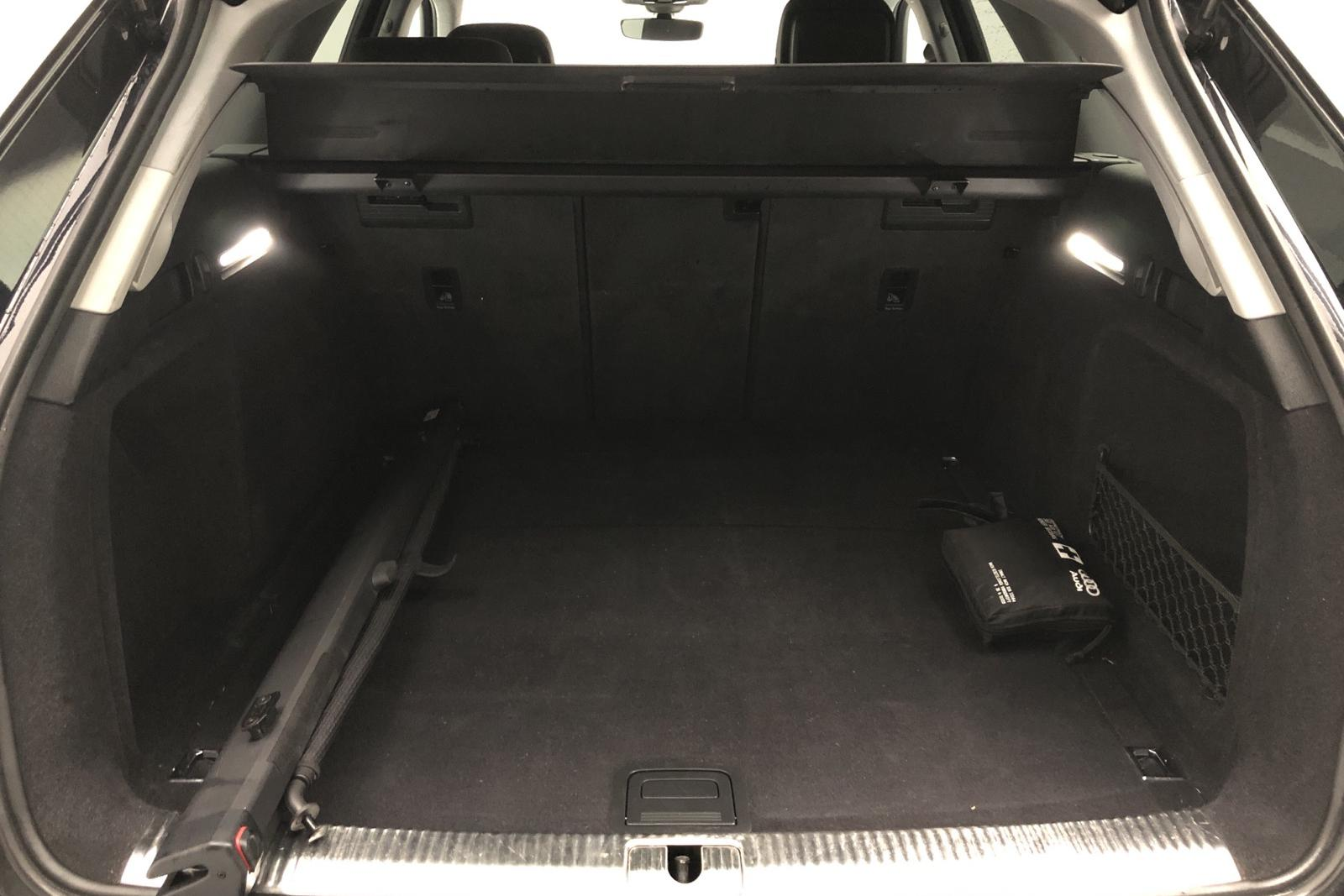 Audi A4 2.0 TDI Avant quattro (190hk) - 97 490 km - Automatic - black - 2018