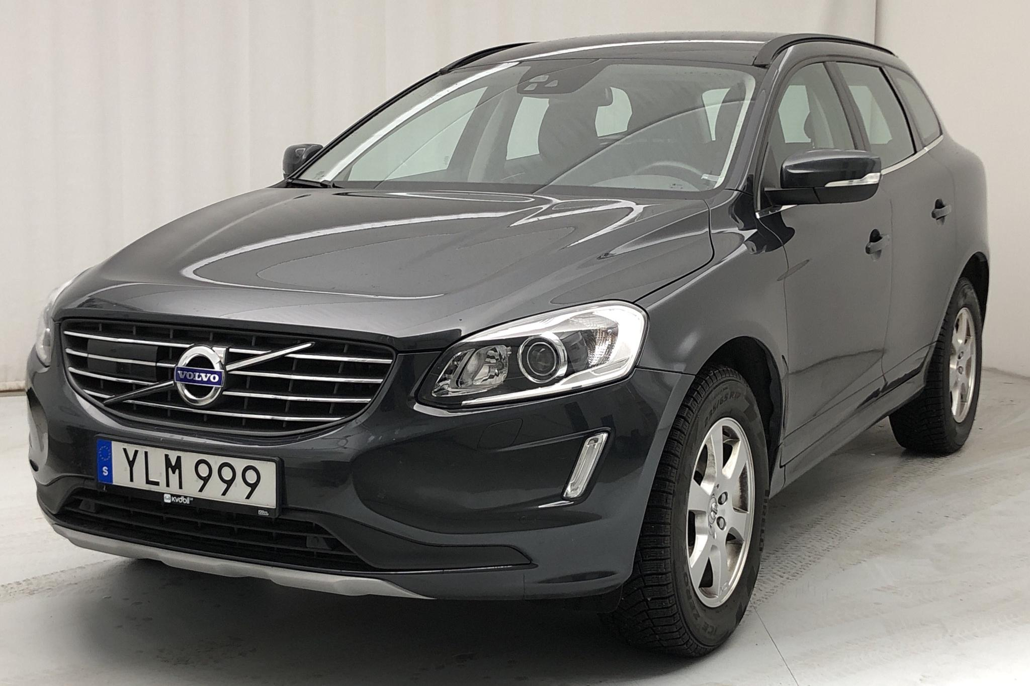 Volvo XC60 D4 AWD (190hk) - 54 520 km - Automatic - gray - 2017