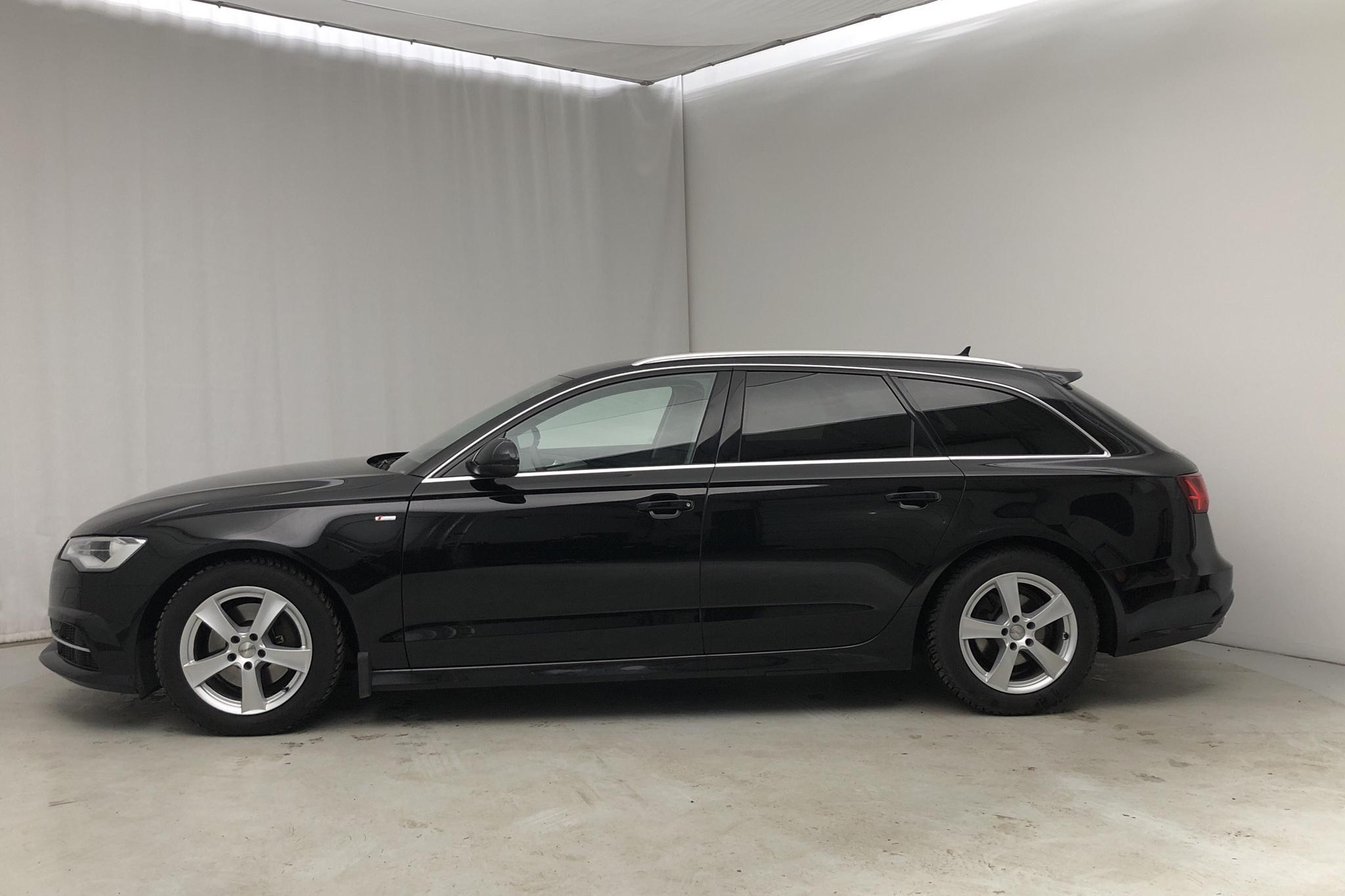 Audi A6 2.0 TDI Avant (190hk) - 8 433 mil - Manuell - svart - 2017