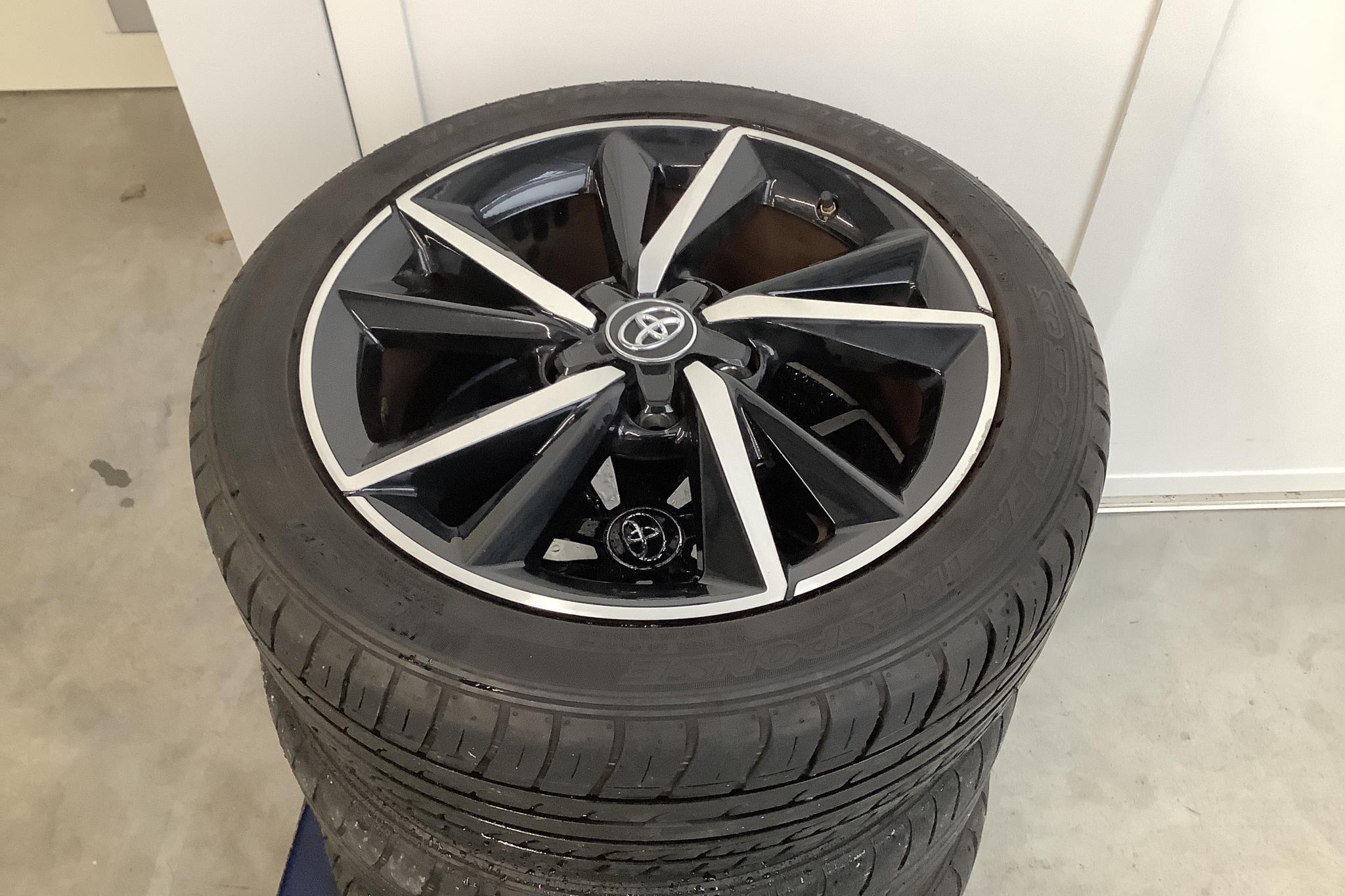 Toyota Auris 1.8 HSD Touring Sports (99hk) - 45 570 km - Automatic - white - 2017
