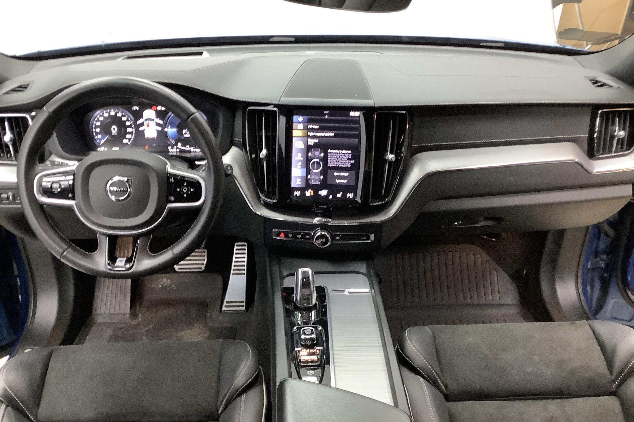 Volvo XC60 T8 AWD Twin Engine (390hk) - 49 670 km - Automatic - blue - 2019