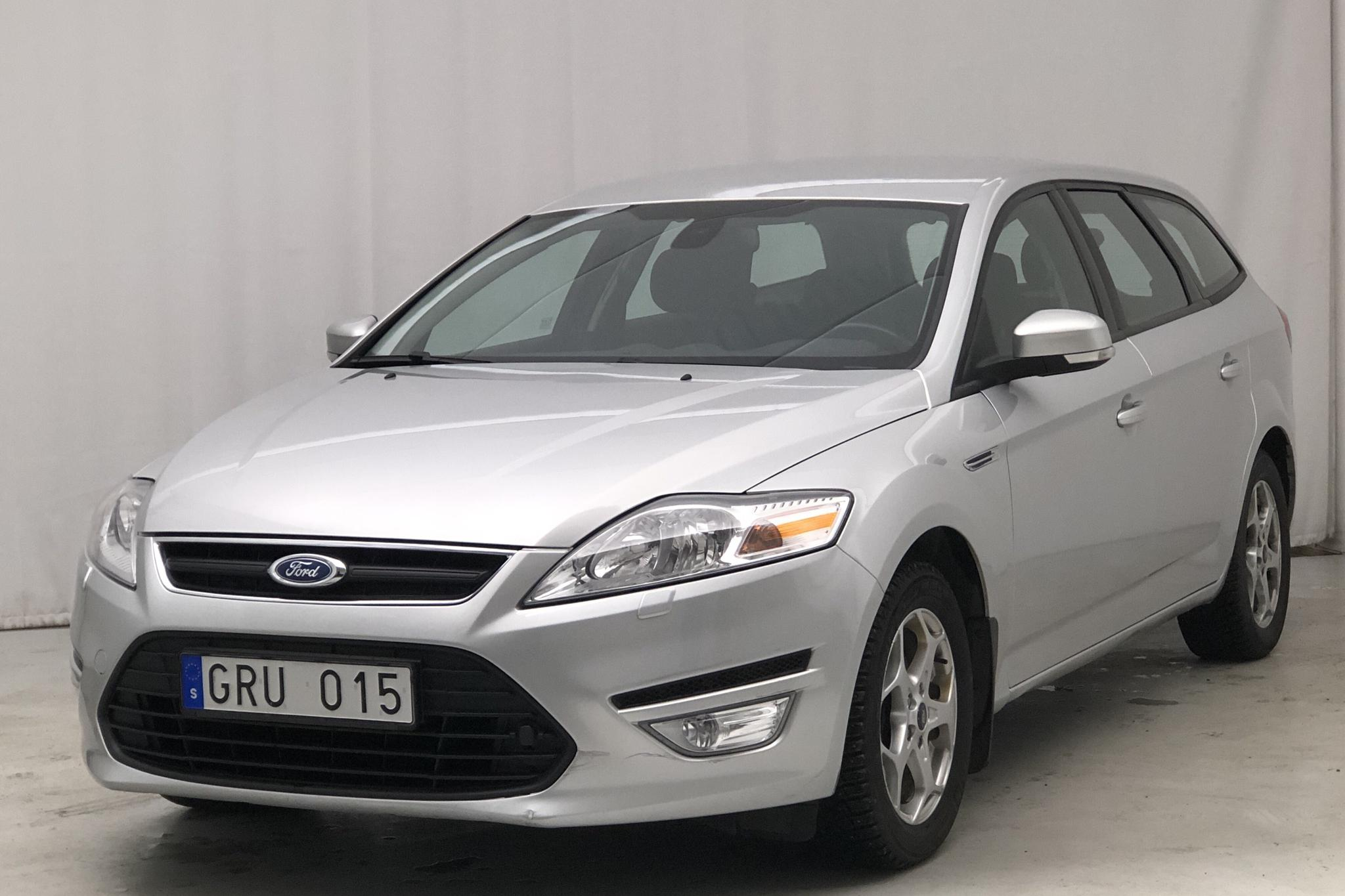Ford Mondeo 2.0 Flexifuel Kombi (145hk) - 119 900 km - Manual - gray - 2011