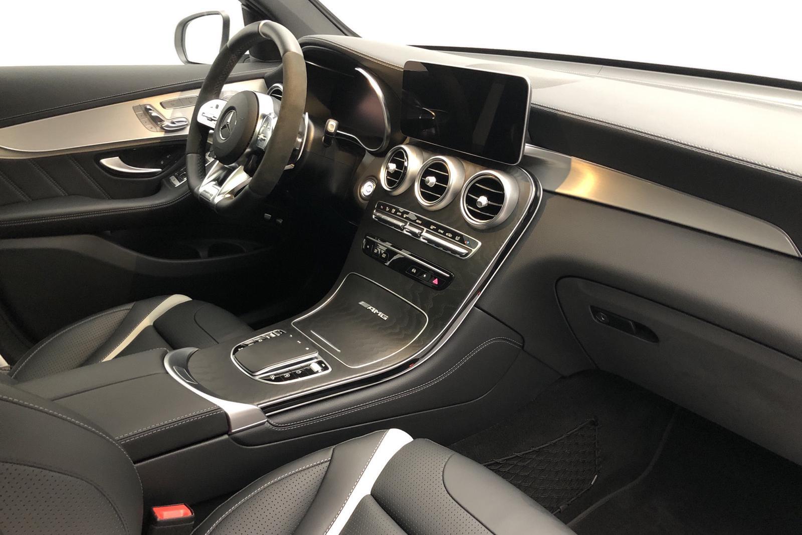 Mercedes GLC 63 S AMG 4MATIC+ Coupé C253 (510hk) - 199 mil - Automat - vit - 2020