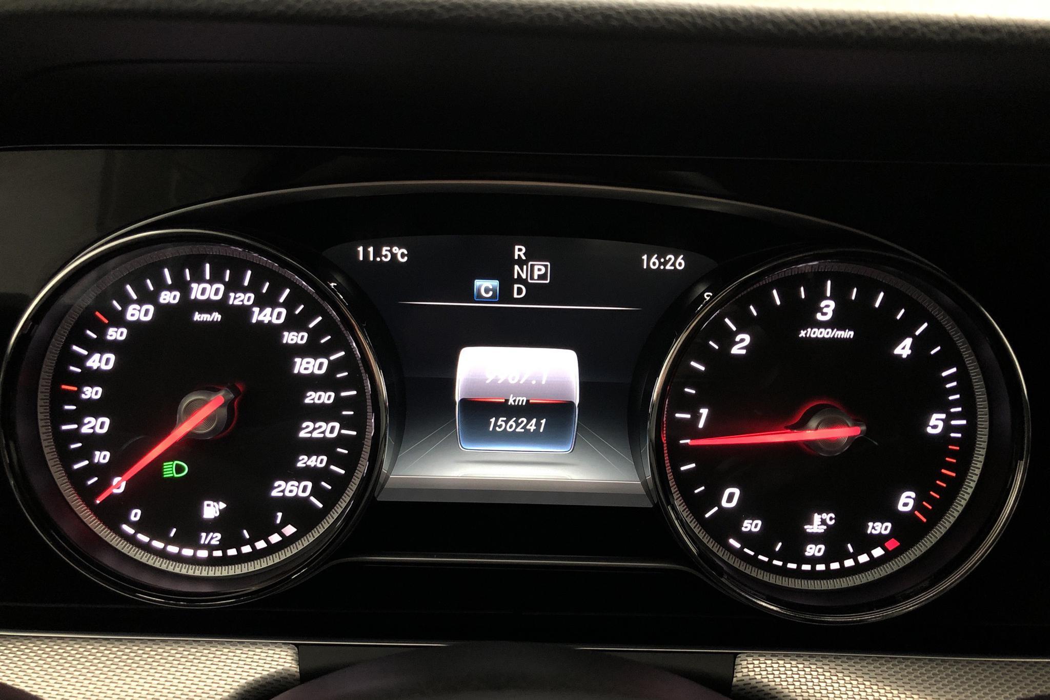 Mercedes E 220 d Sedan W213 (194hk) - 15 623 mil - Automat - svart - 2018