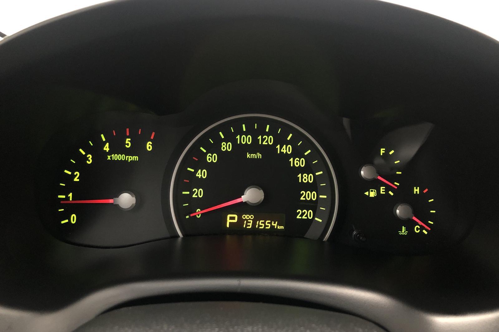 Kia Carnival 2.2 CRDi (195hk) - 13 155 mil - Automat - grå - 2011