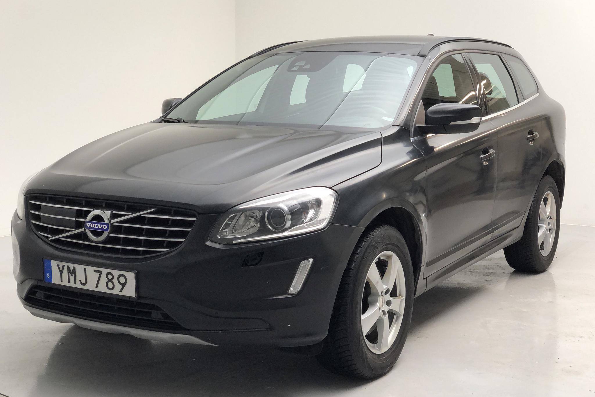 Volvo XC60 D4 AWD (190hk) - 126 980 km - Automatic - white - 2017