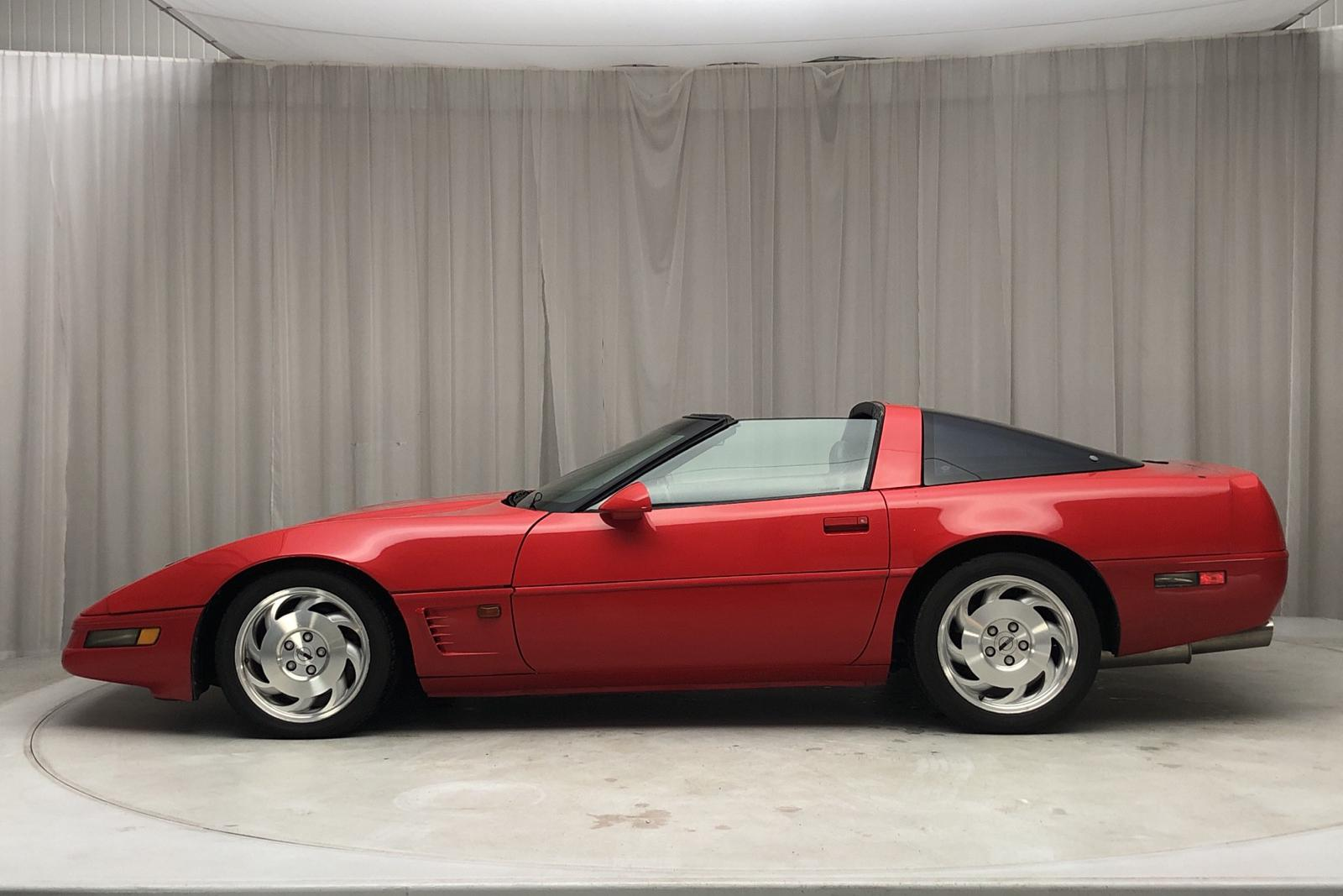 Chevrolet Corvette 5.7 V8 Targa (305hk) - 121 140 km - Automatic - red - 1995