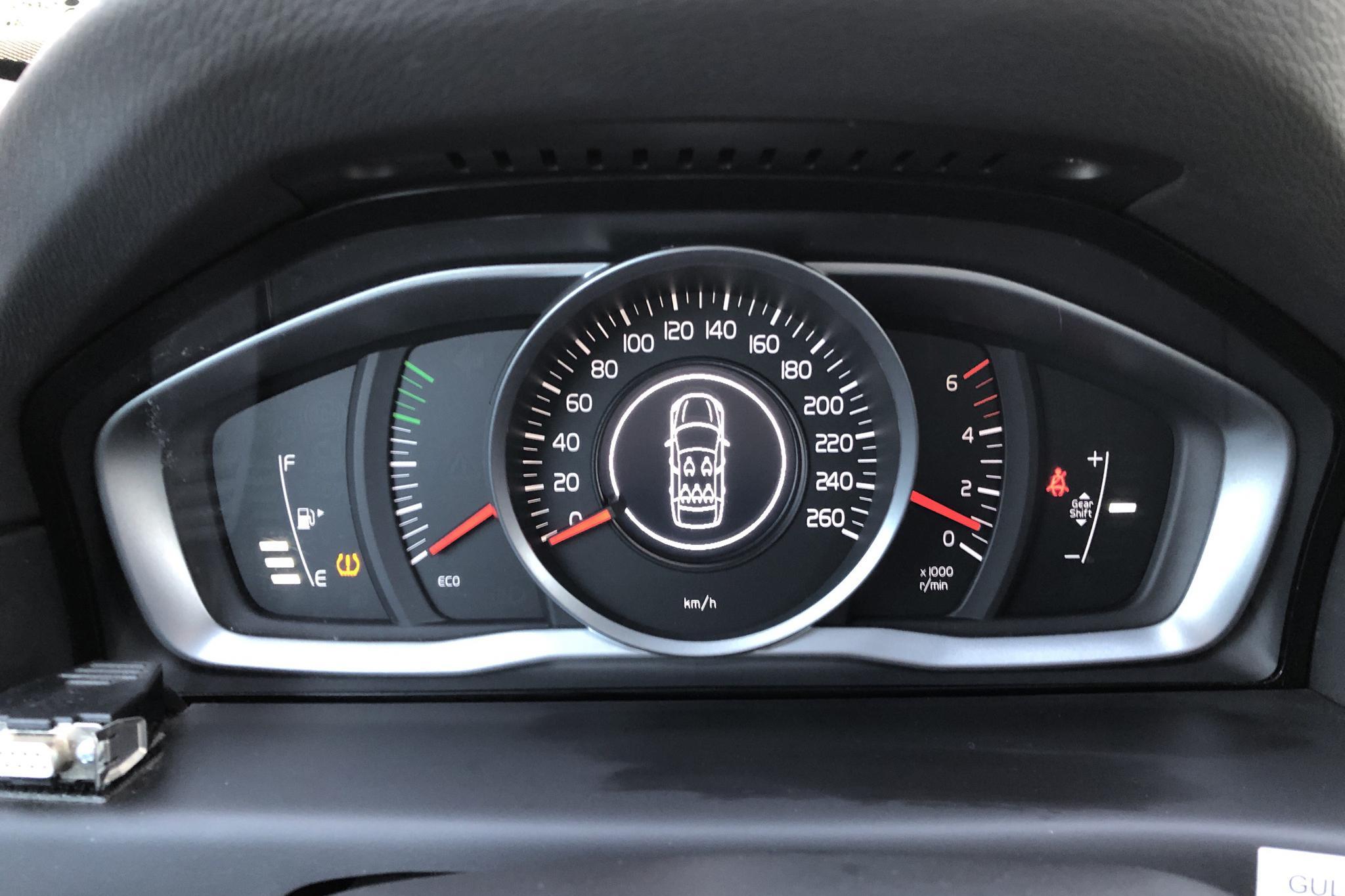 Volvo V70 II D3 (136hk) - 20 380 mil - Manuell - vit - 2015