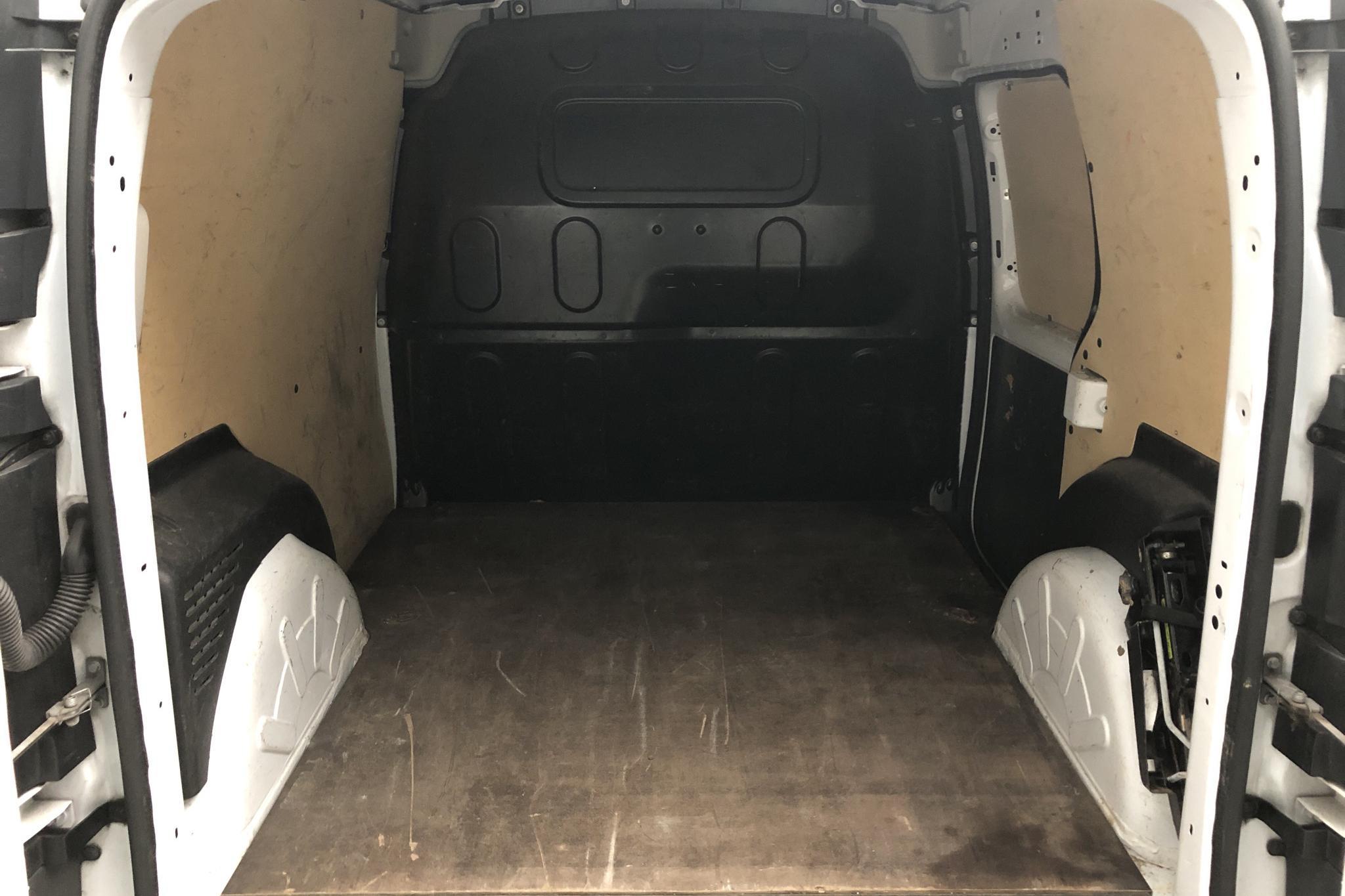 Mercedes Citan 109 1.5 CDI (90hk) - 3 848 mil - Manuell - vit - 2016
