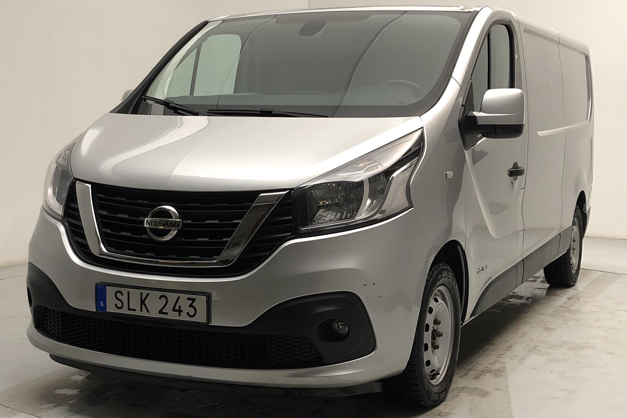 Nissan NV300 1.6 dCi (125hk) - 61 110 km - Manual - silver - 2017