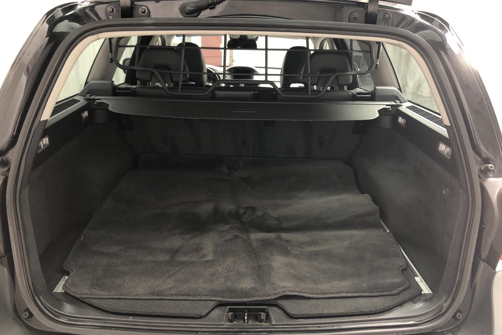 Volvo XC70 II D5 AWD (215hk) - 182 030 km - Automatic - black - 2014