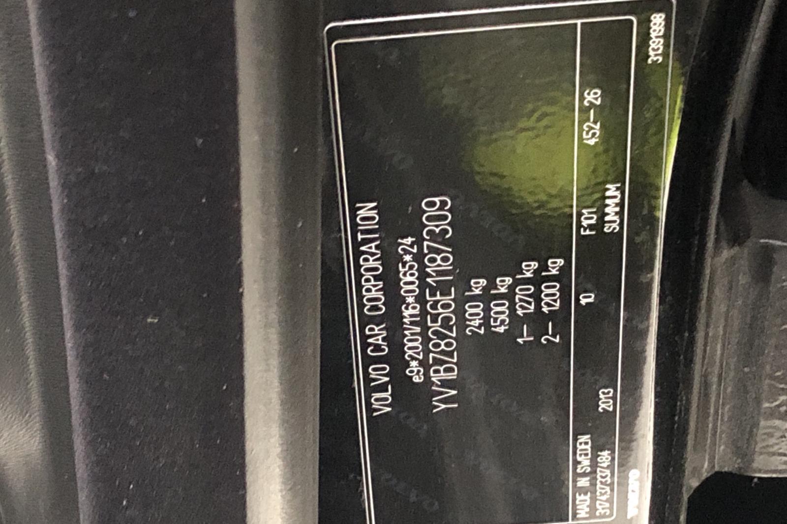 Volvo XC70 II D5 AWD (215hk) - 18 203 mil - Automat - svart - 2014