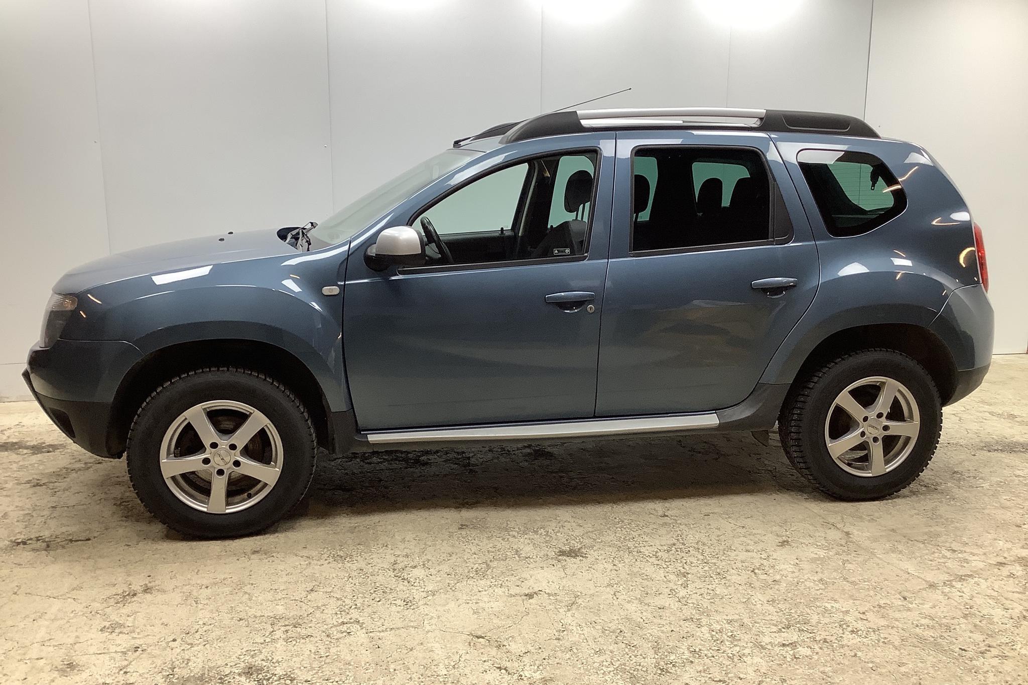 Dacia Duster 1.5 dCi 4x4 (109hk) - 13 373 mil - Manuell - blå - 2012