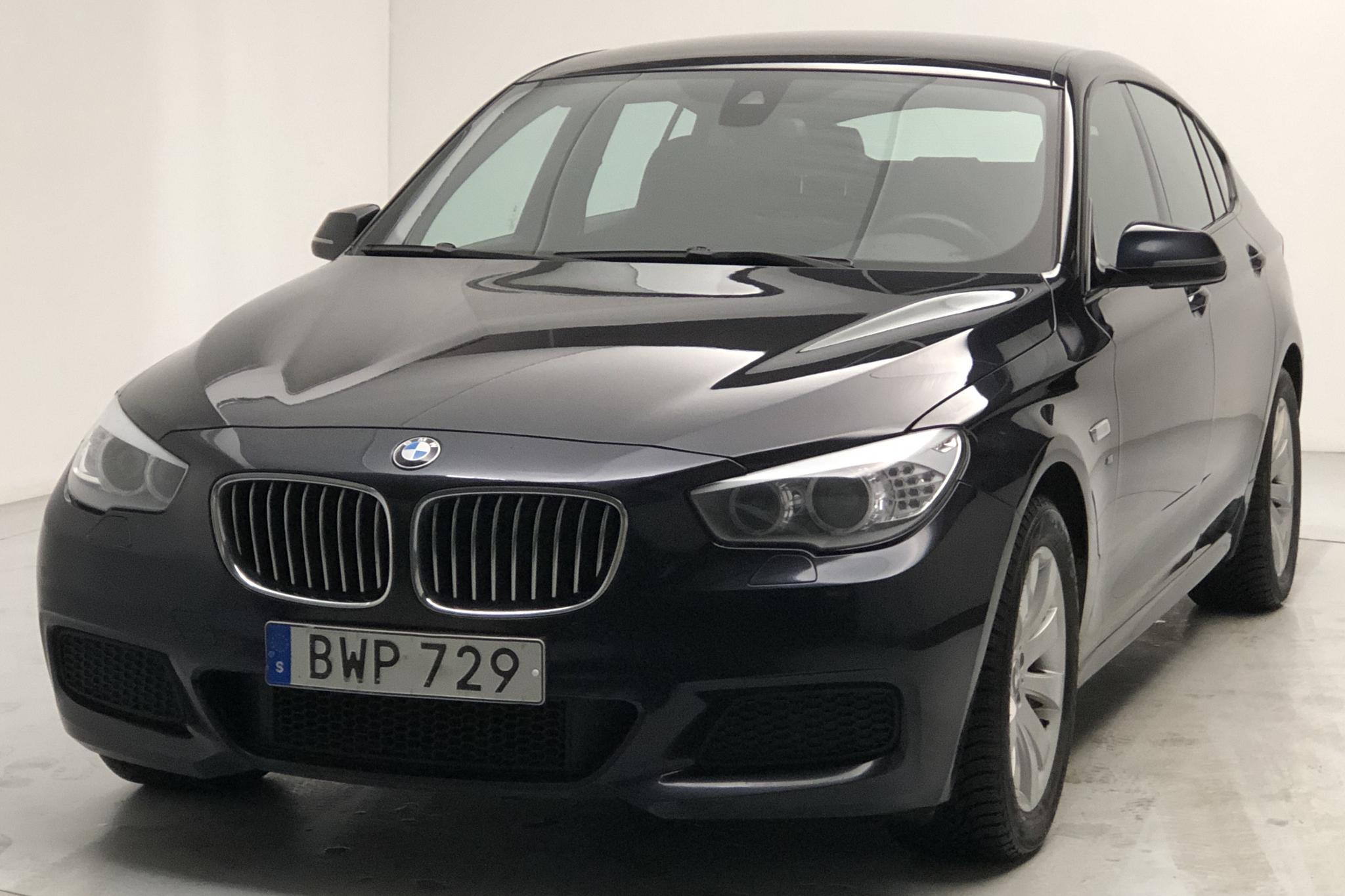 BMW 530d GT xDrive, F07 (258hk) - 170 310 km - Automatic - black - 2015