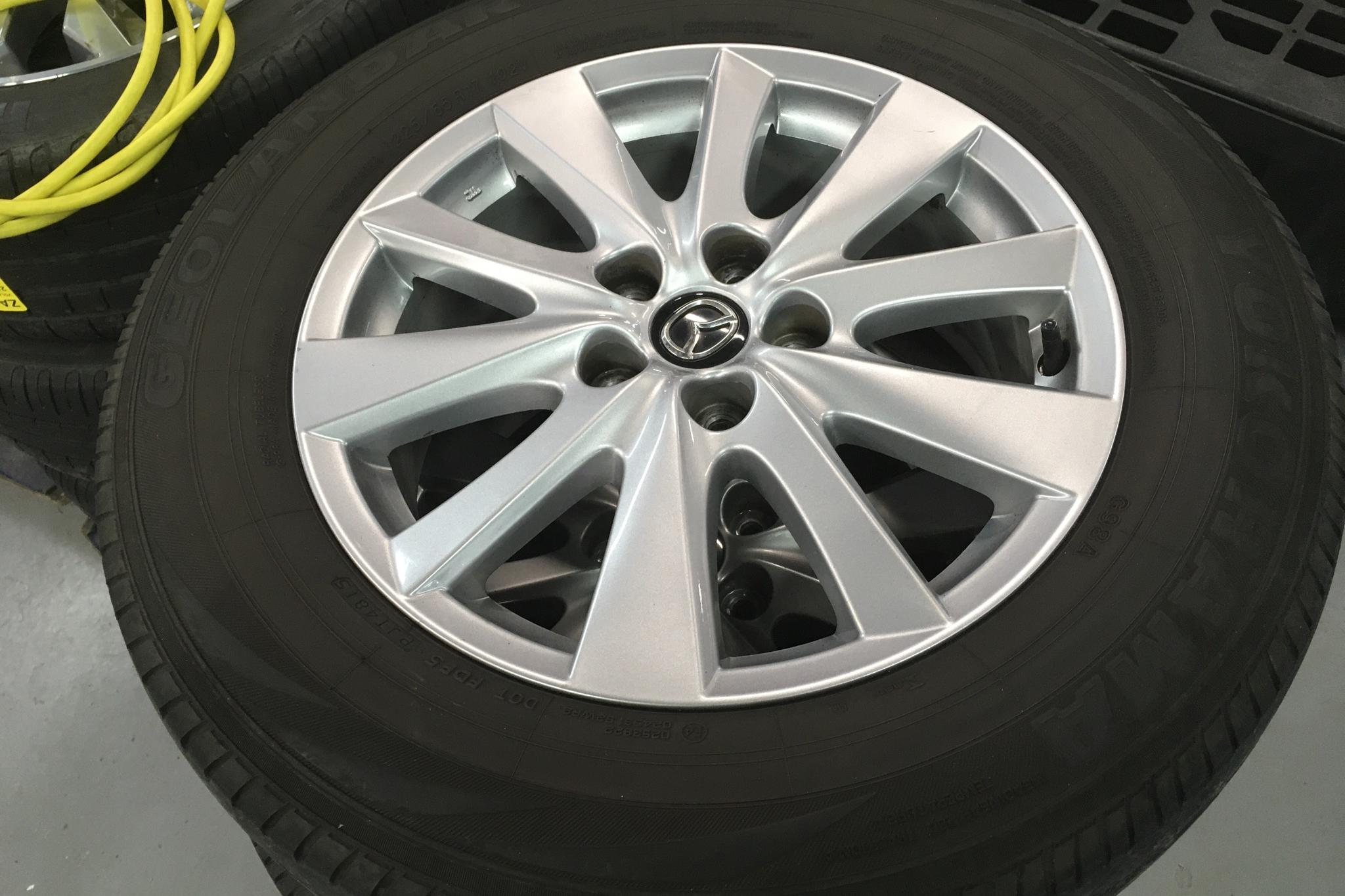 Mazda CX-5 2.0 AWD (160hk) - 5 566 mil - Manuell - vit - 2016