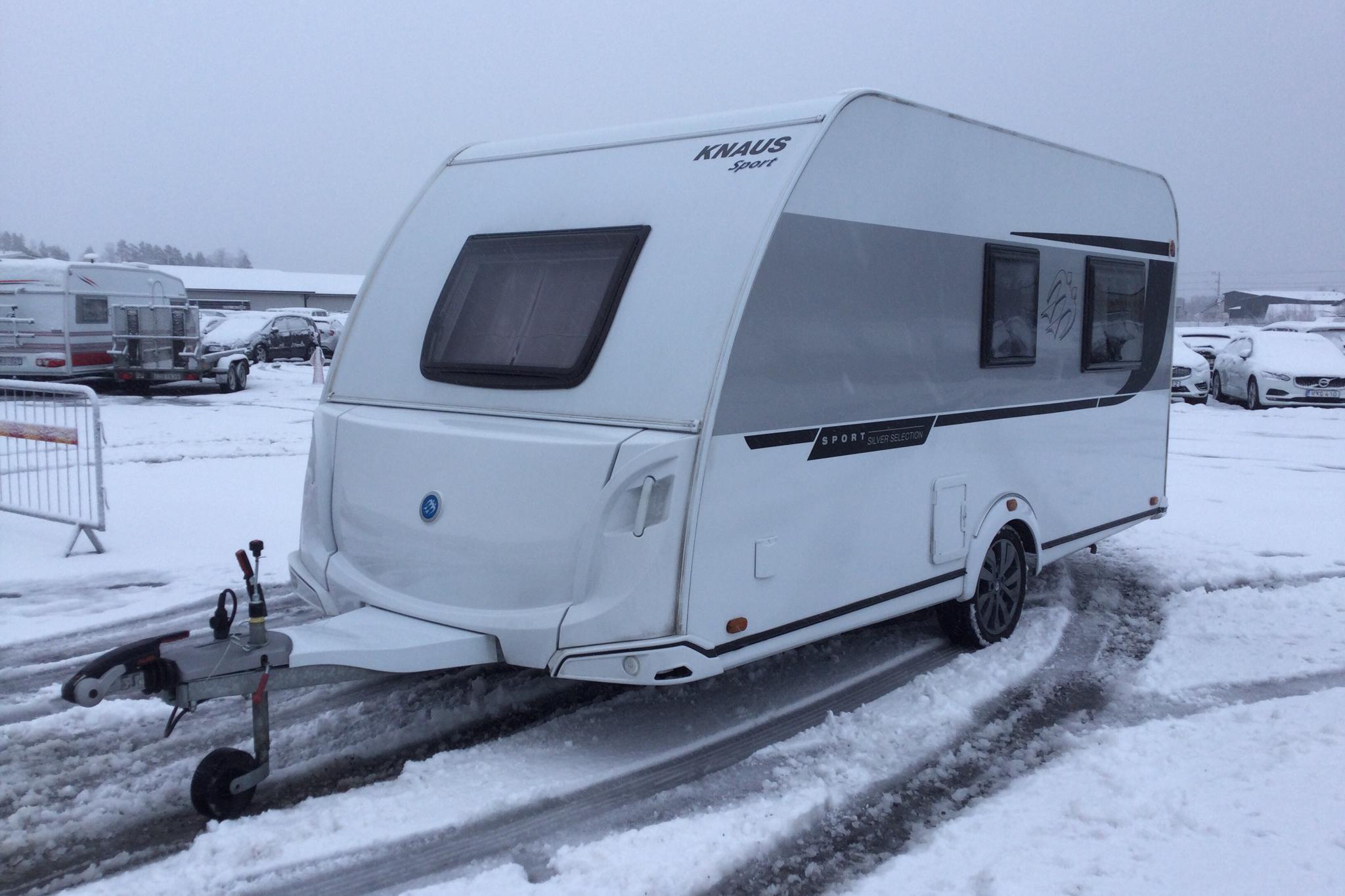 KNAUS Sport 420 QD Silver Selection Husvagn - 0 mil - 2019