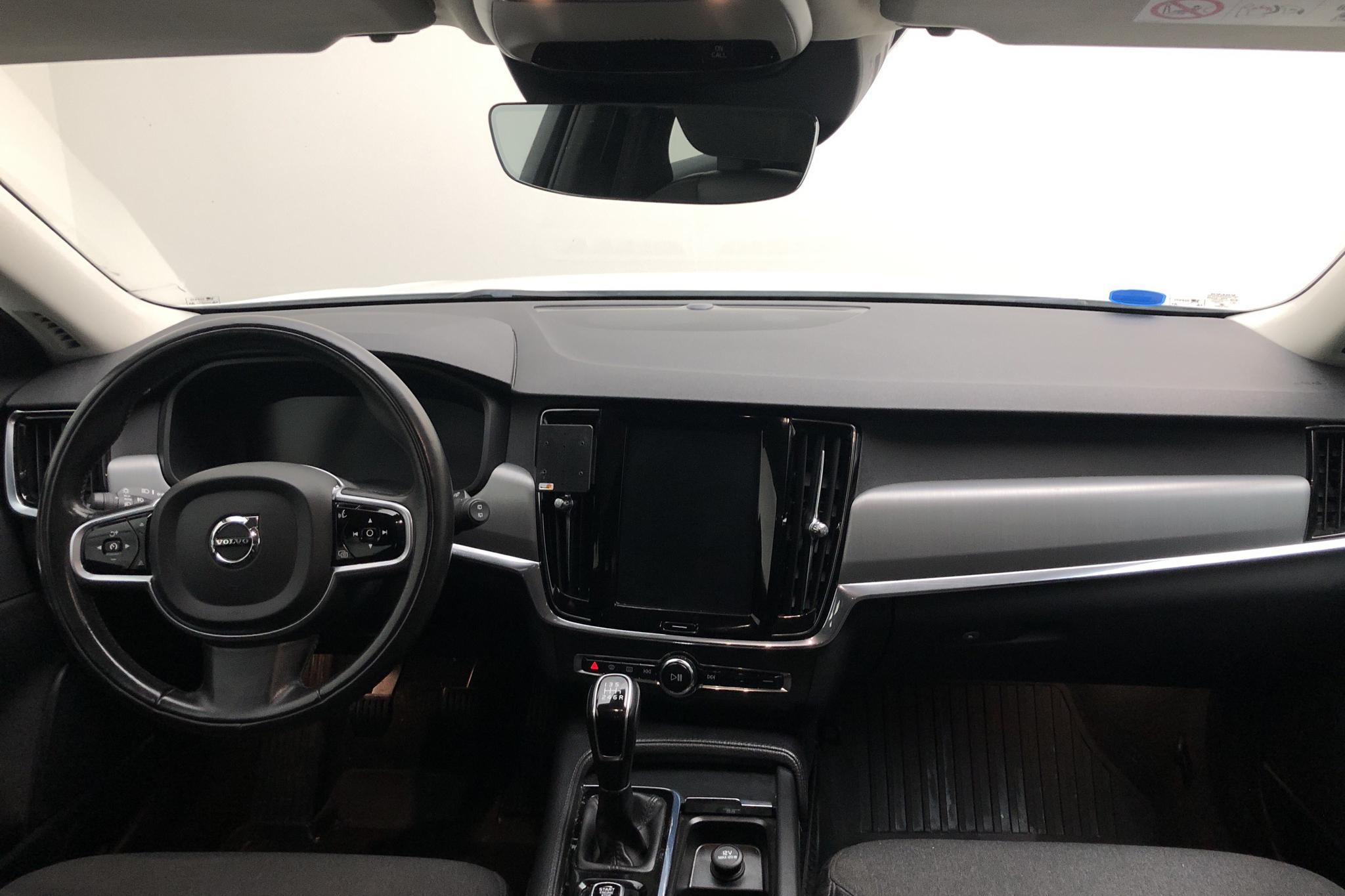 Volvo V90 D3 (150hk) - 71 710 km - Manual - white - 2018