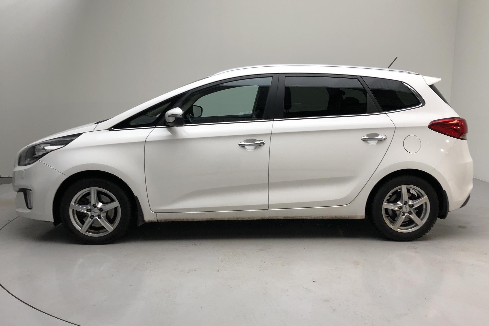 KIA Carens 1.7 CRDi (115hk) - 109 590 km - Manual - white - 2015