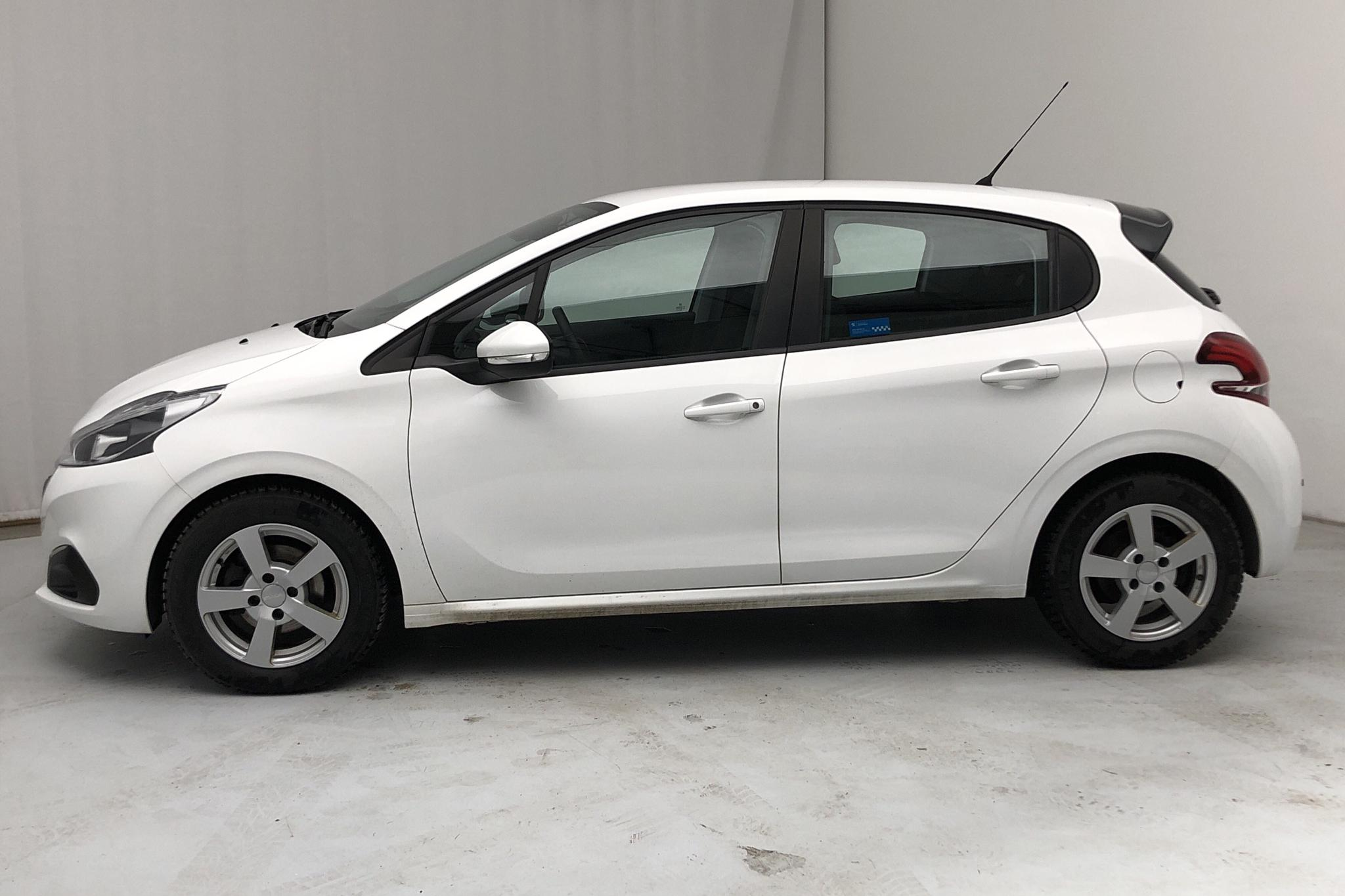 Peugeot 208 BlueHDi 5dr (100hk) - 31 550 km - Manual - 2017