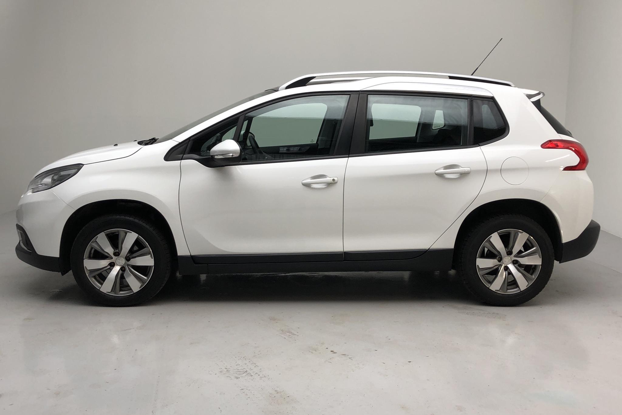 Peugeot 2008 1.2 VTi (82hk) - 5 144 mil - Manuell - vit - 2014