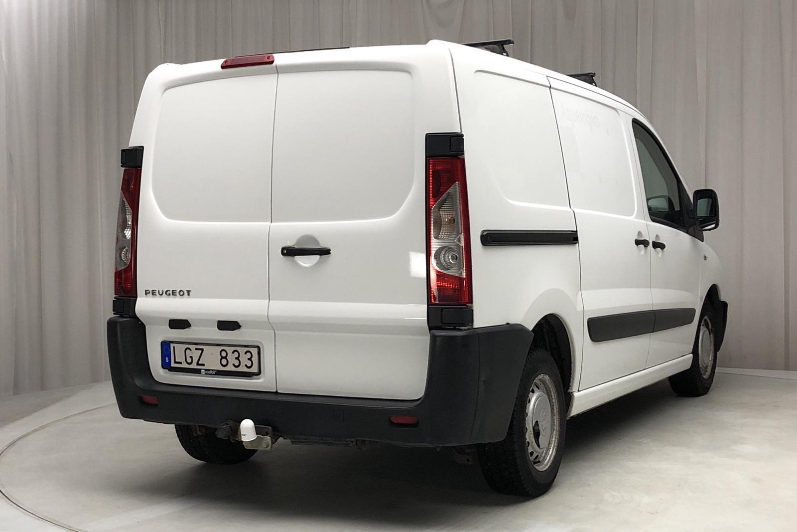 Peugeot Expert 1.6 HDI Skåp (90hk) - 156 250 km - Manual - white - 2011