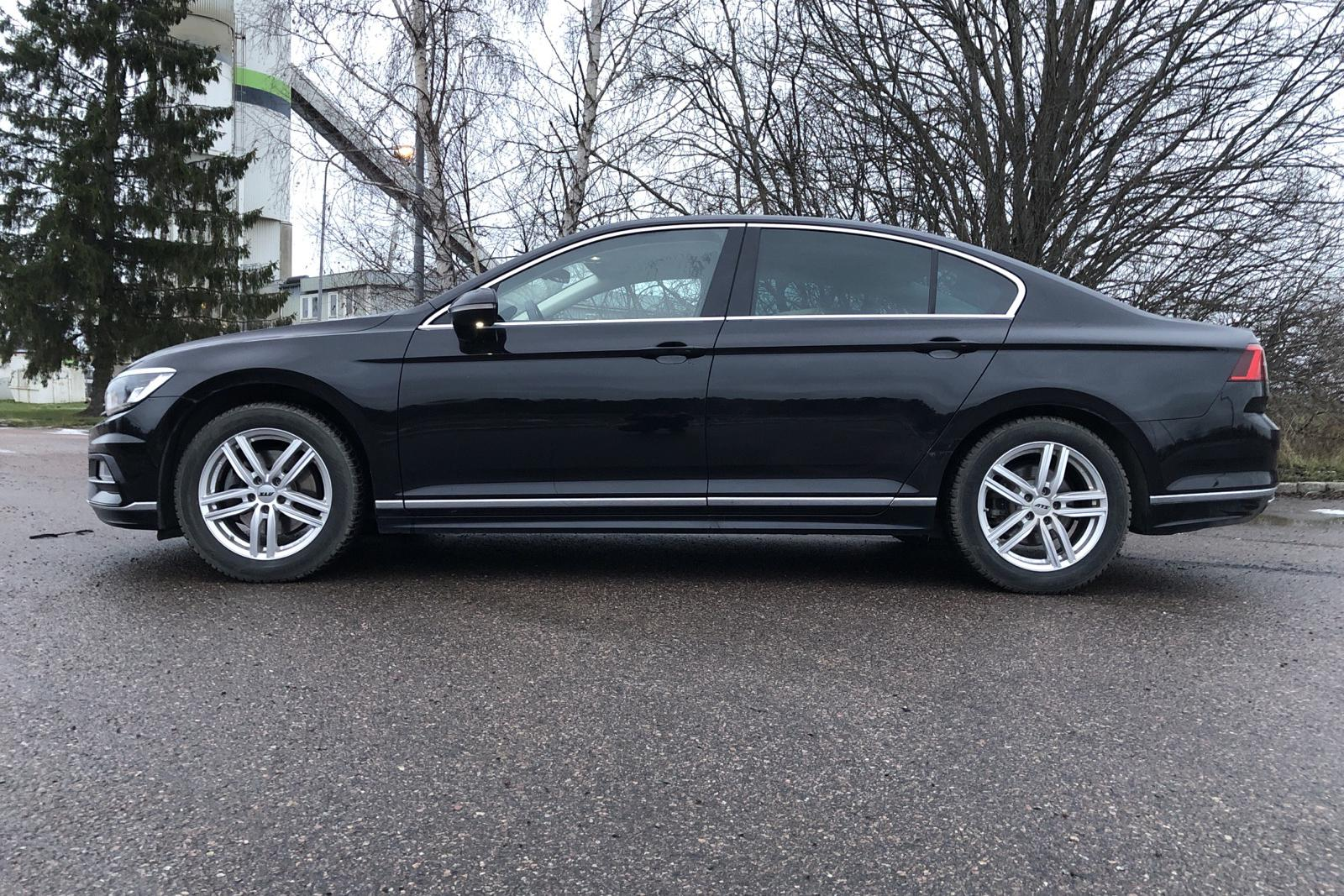 VW Passat 2.0 TDI (190hk) - 71 970 km - Automatic - black - 2018