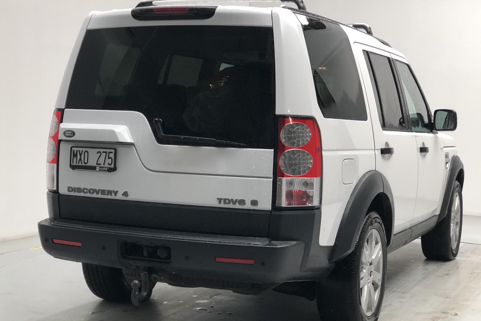 Land Rover Discovery 4 3.0 TDV6 (210hk) - 18 048 mil - Automat - vit - 2012