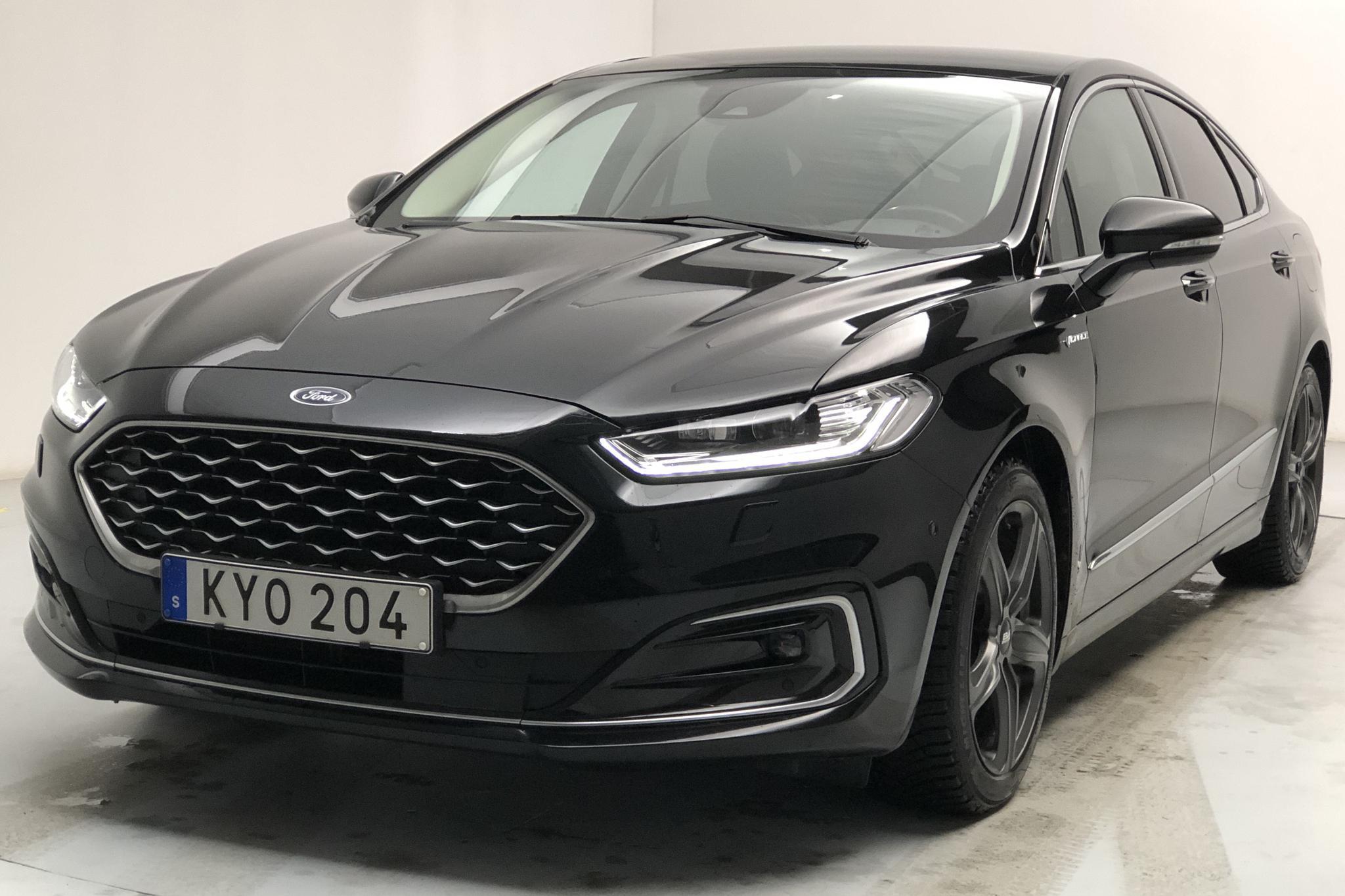 Ford Mondeo 2.0 TDCi 5dr (190hk) - 6 052 mil - Automat - svart - 2019
