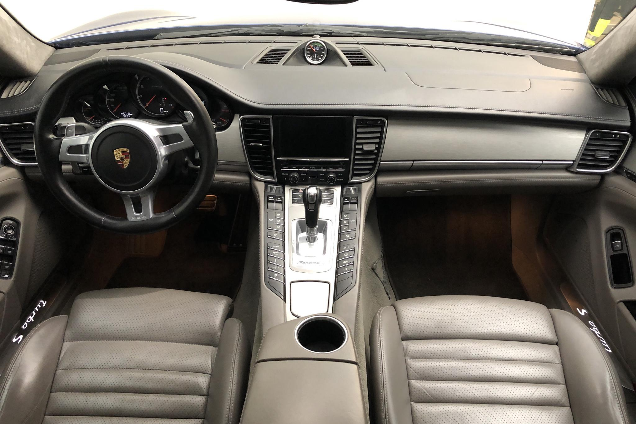 Porsche Panamera Turbo S Kvdcars Com