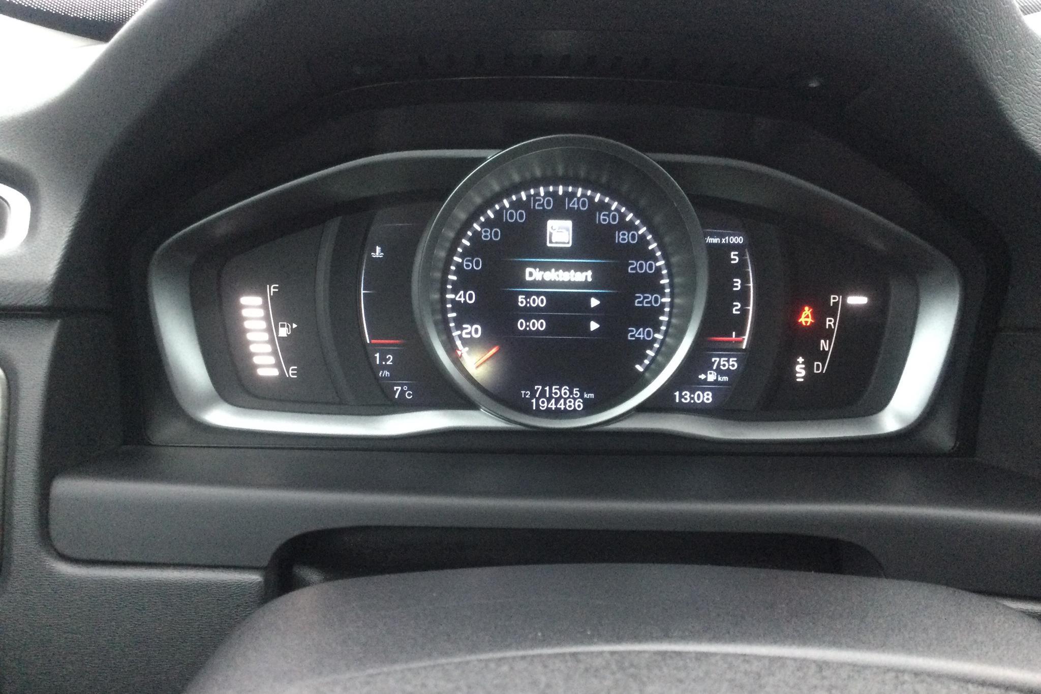 Volvo XC70 II D4 AWD (181hk) - 19 448 mil - Automat - svart - 2015