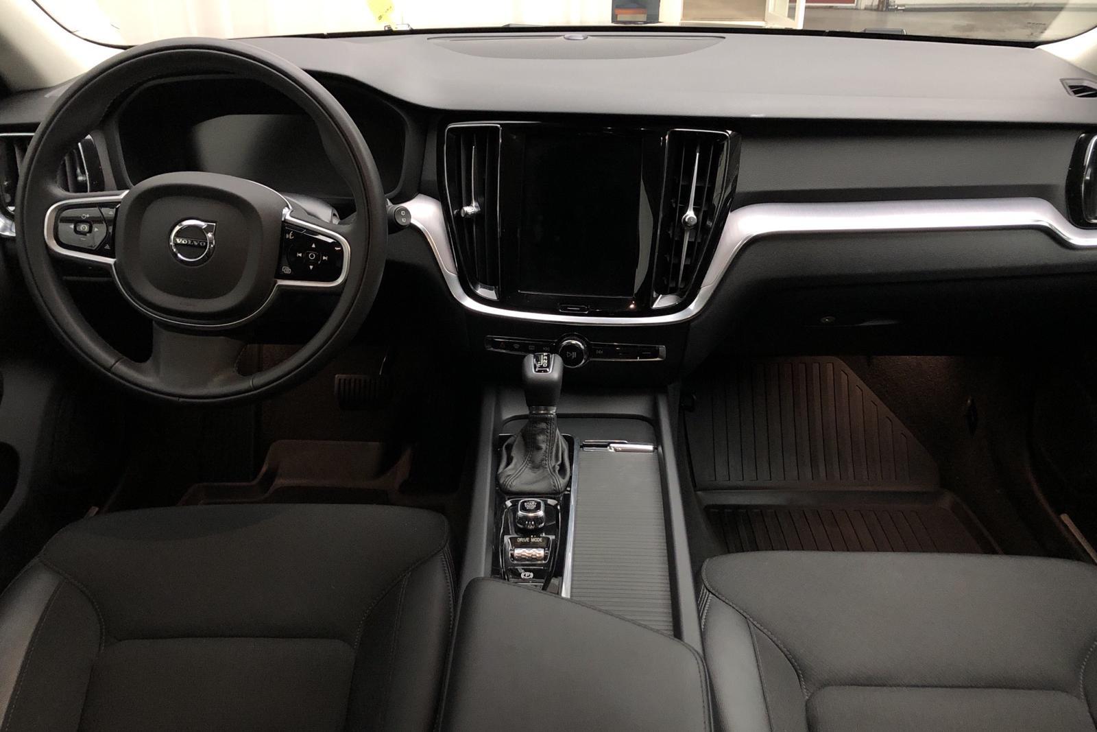 Volvo V60 D4 (190hk) - 1 940 mil - Automat - svart - 2020