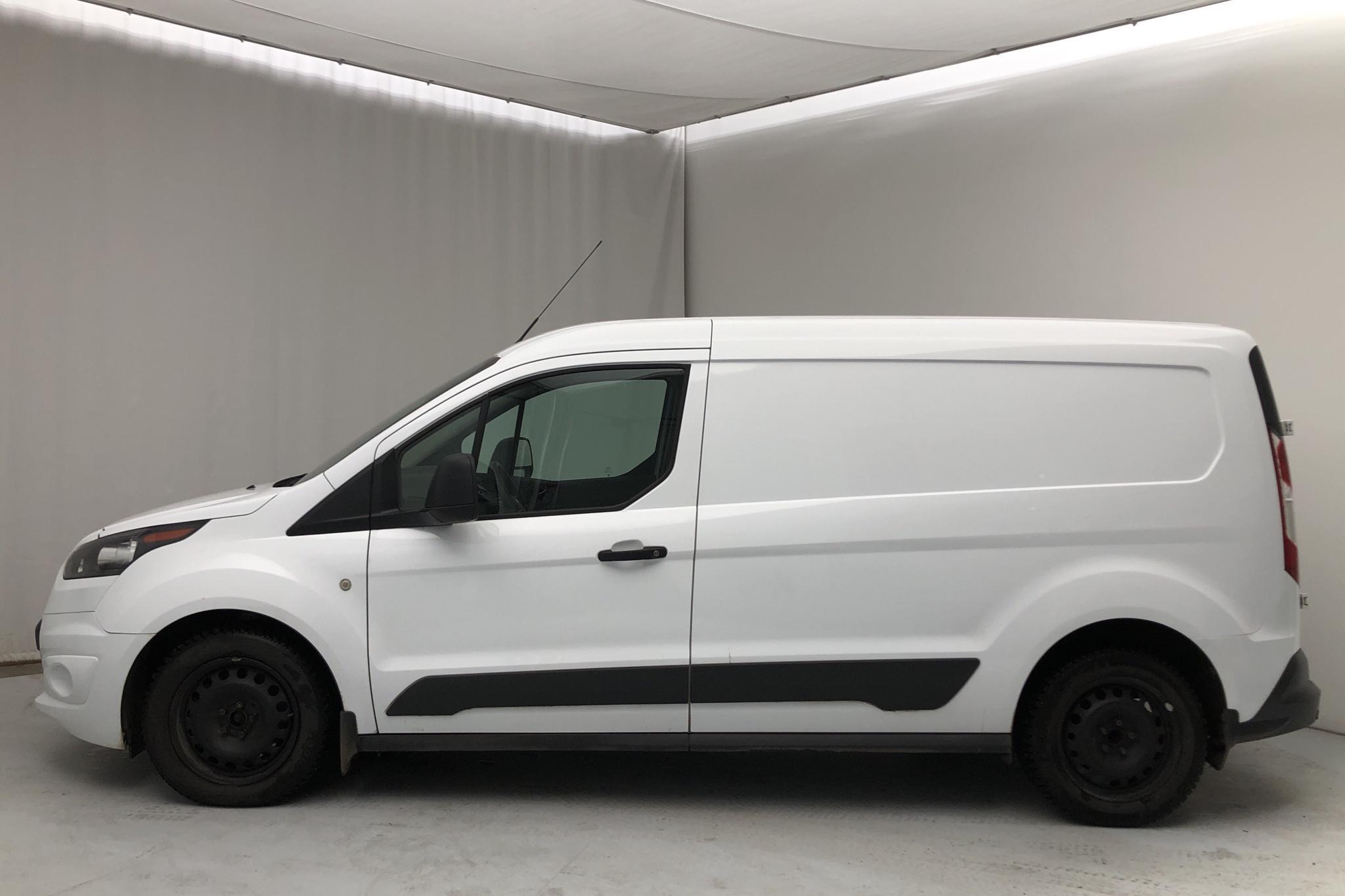 Ford Transit Connect 1.5 TDCi (100hk) - 1 996 mil - Manuell - vit - 2016
